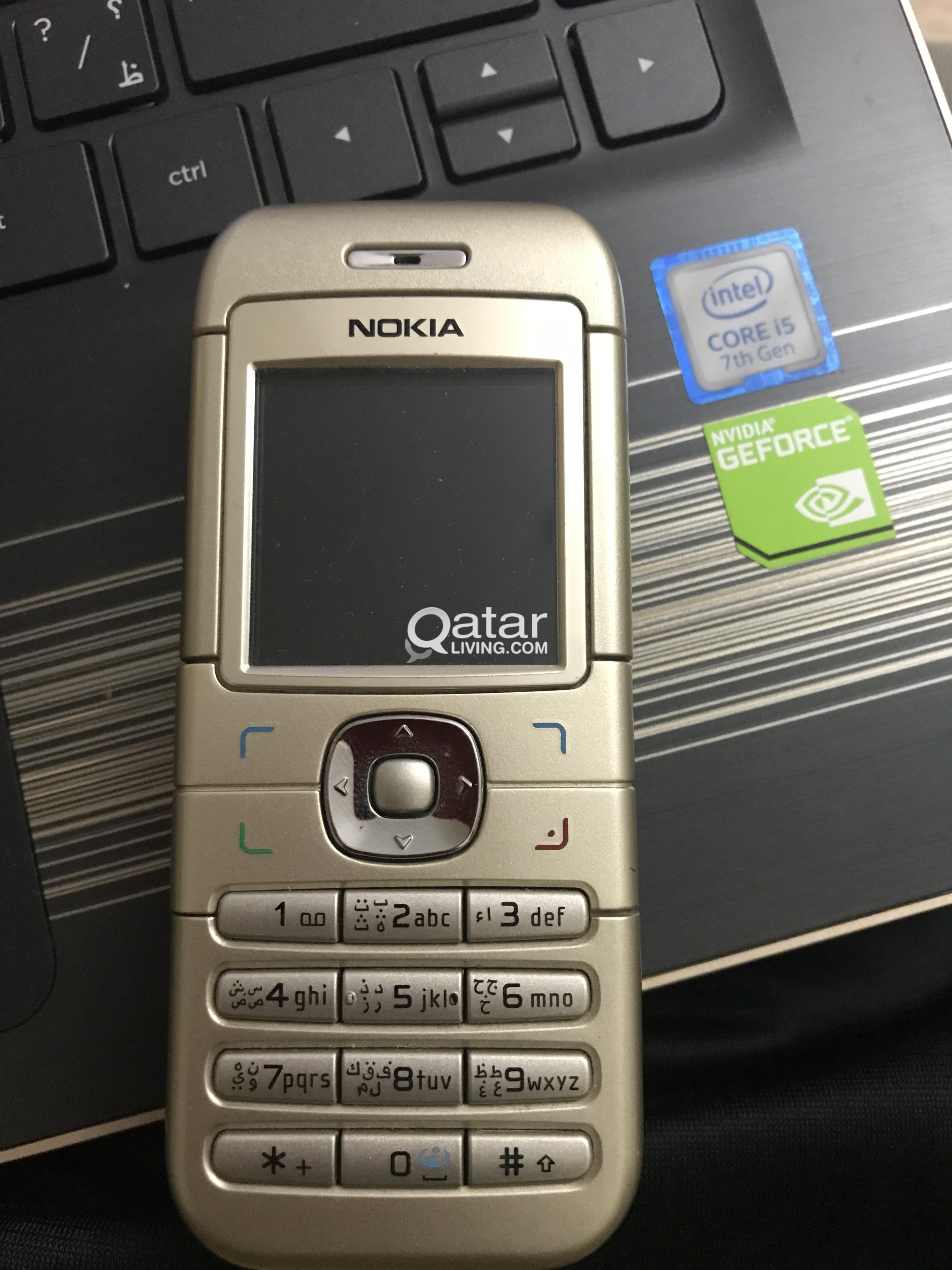 sale Nokia 6030 gold color phone   Qatar Living