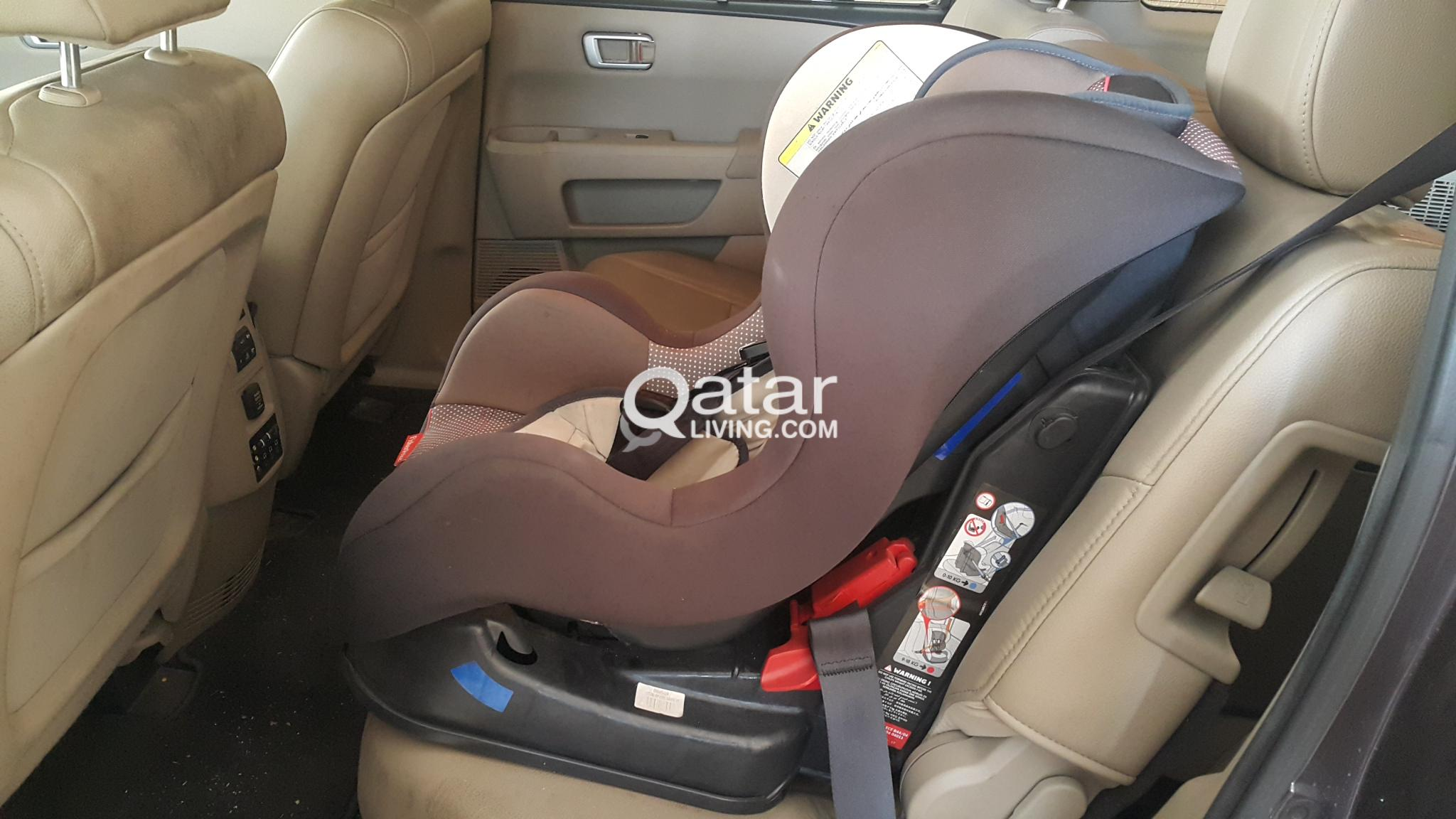 Title Information Fisher Price Car Seat