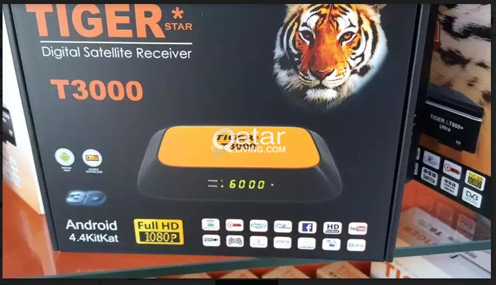Tiger T3000 Android Receiver | Qatar Living