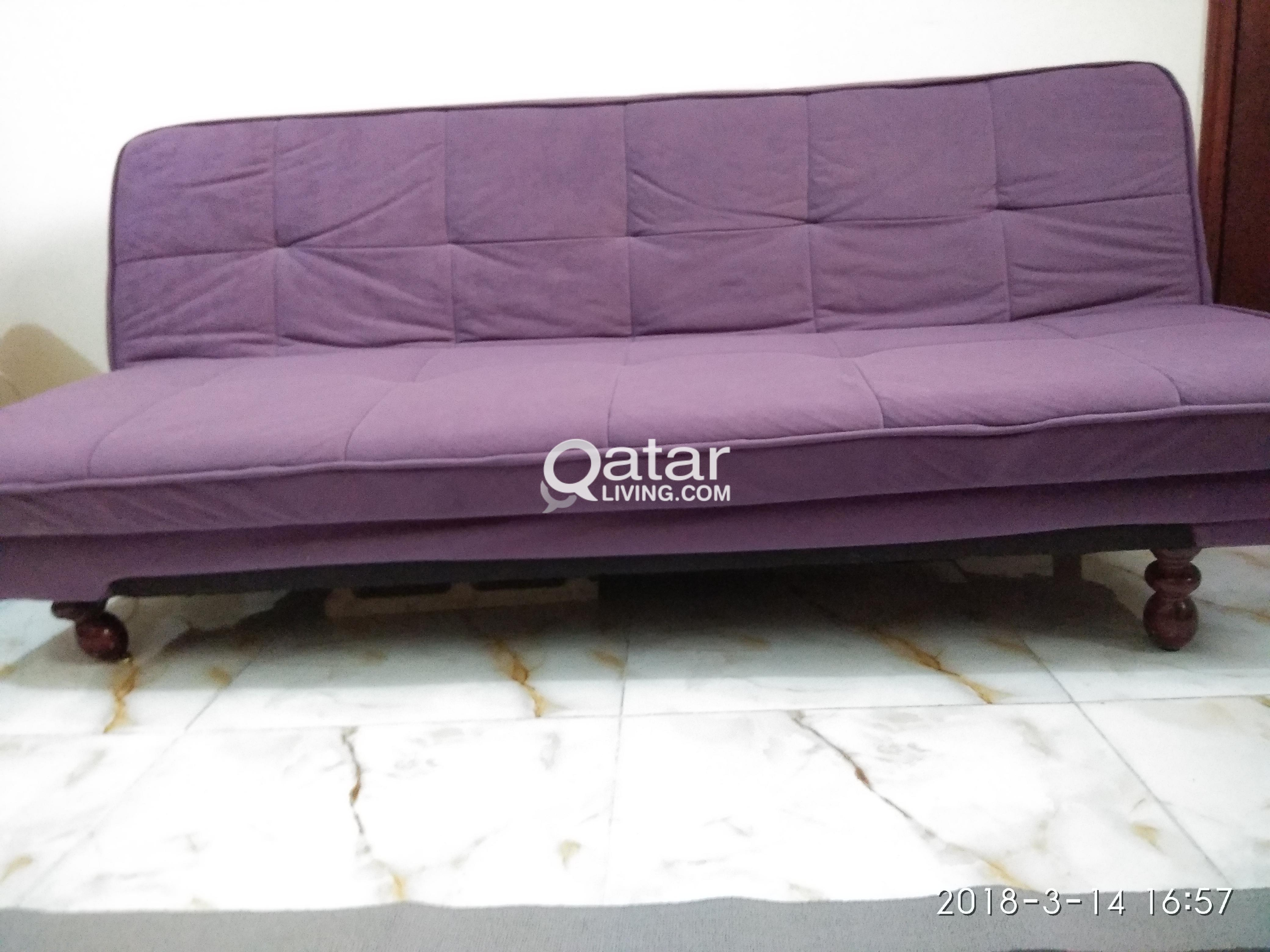 official photos f0eb5 796ca Used Sofa bed for sale | Qatar Living