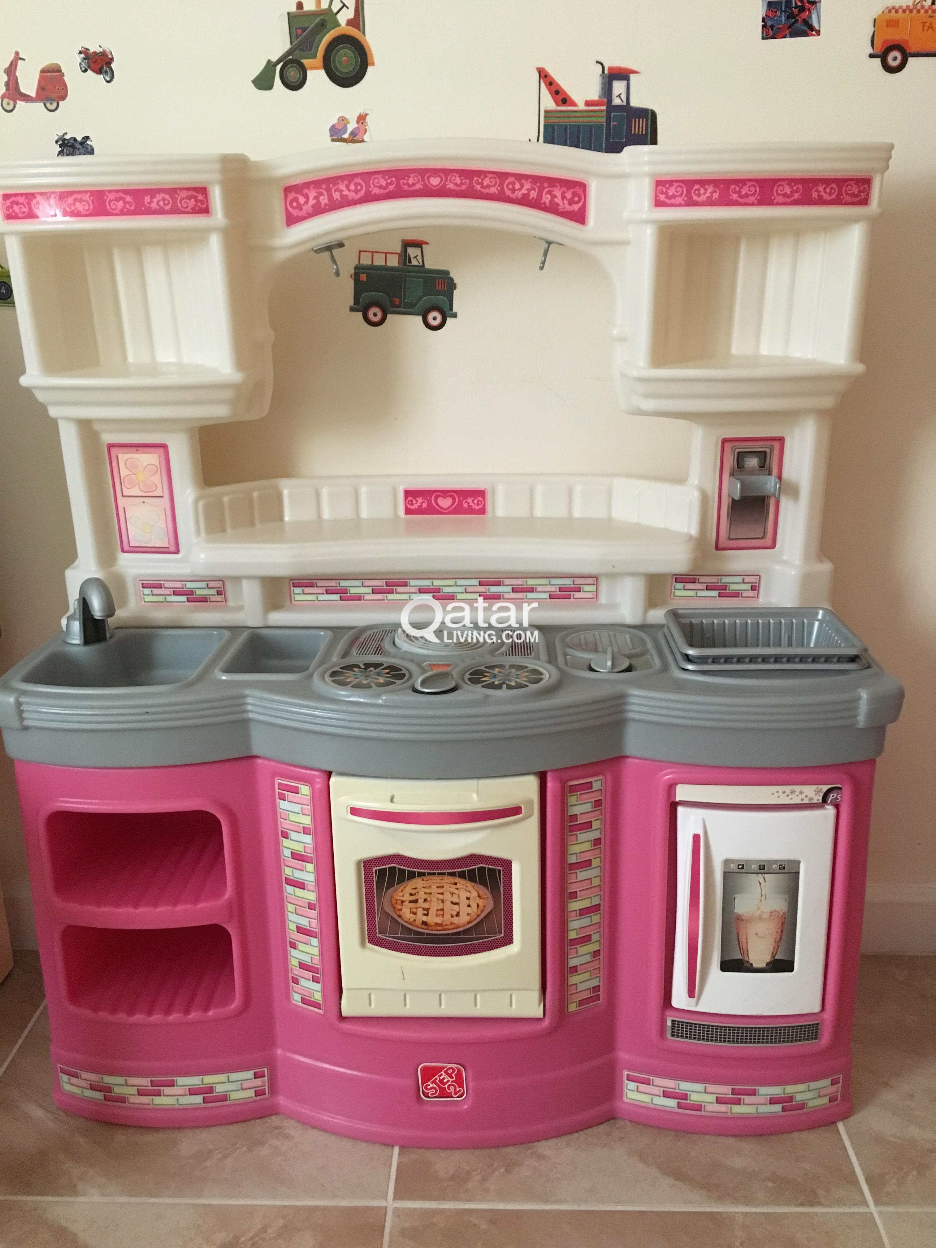 Awesome Step 2 Rise And Shine Kitchen From Toys Are Us Qatar Living Download Free Architecture Designs Xerocsunscenecom