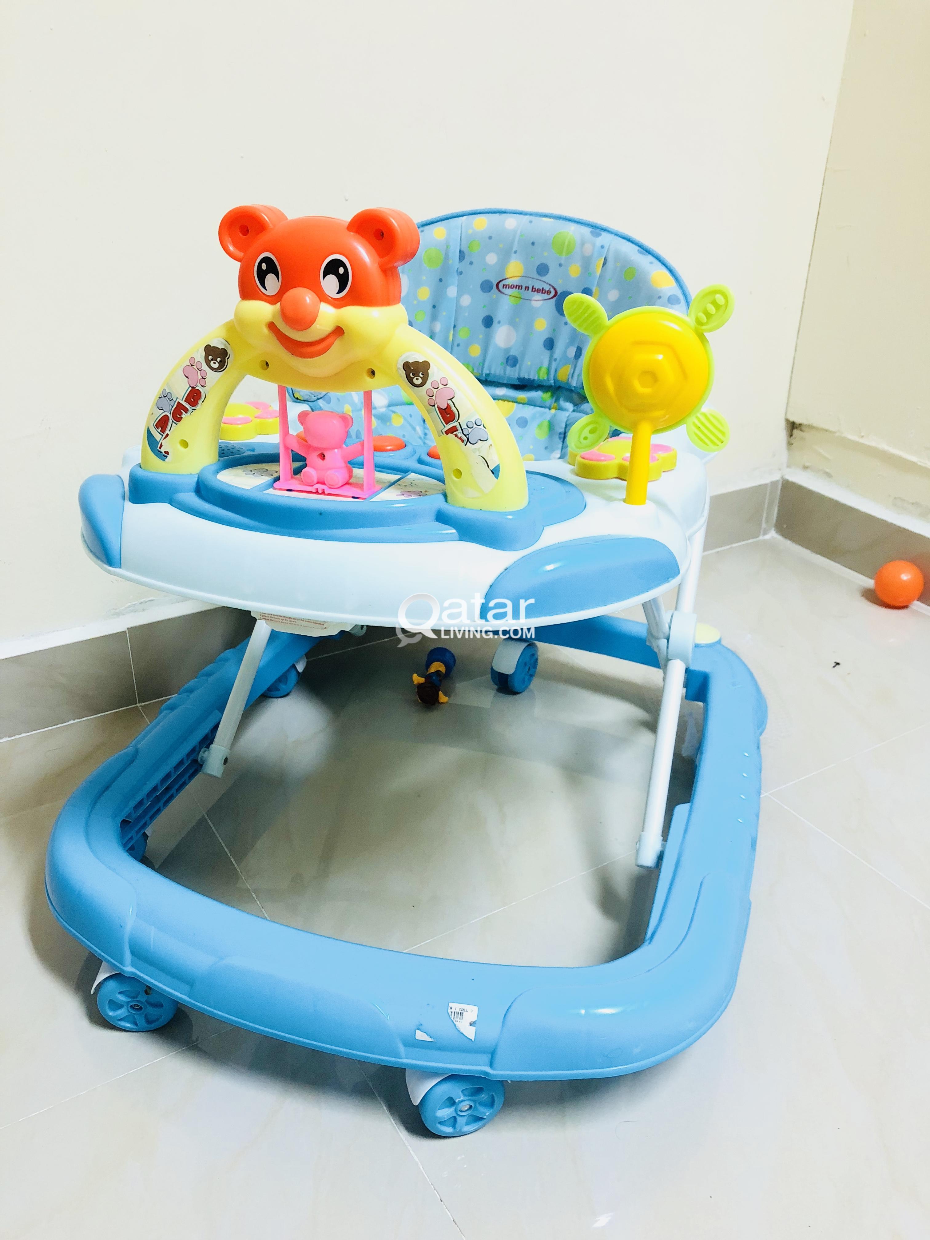 baby walker and bath tub   Qatar Living
