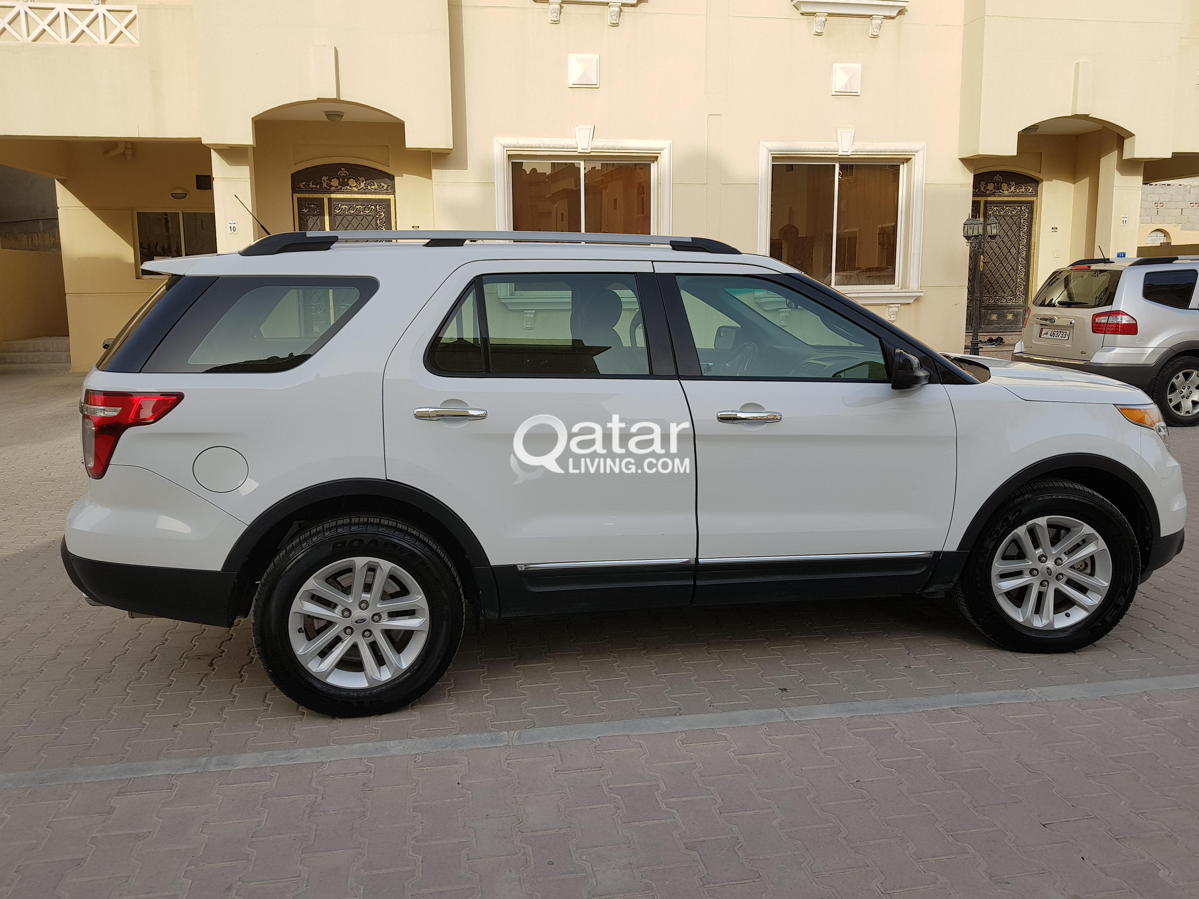Urgent sale ford explorer 2014 under warranty final price 50000qr qatar living