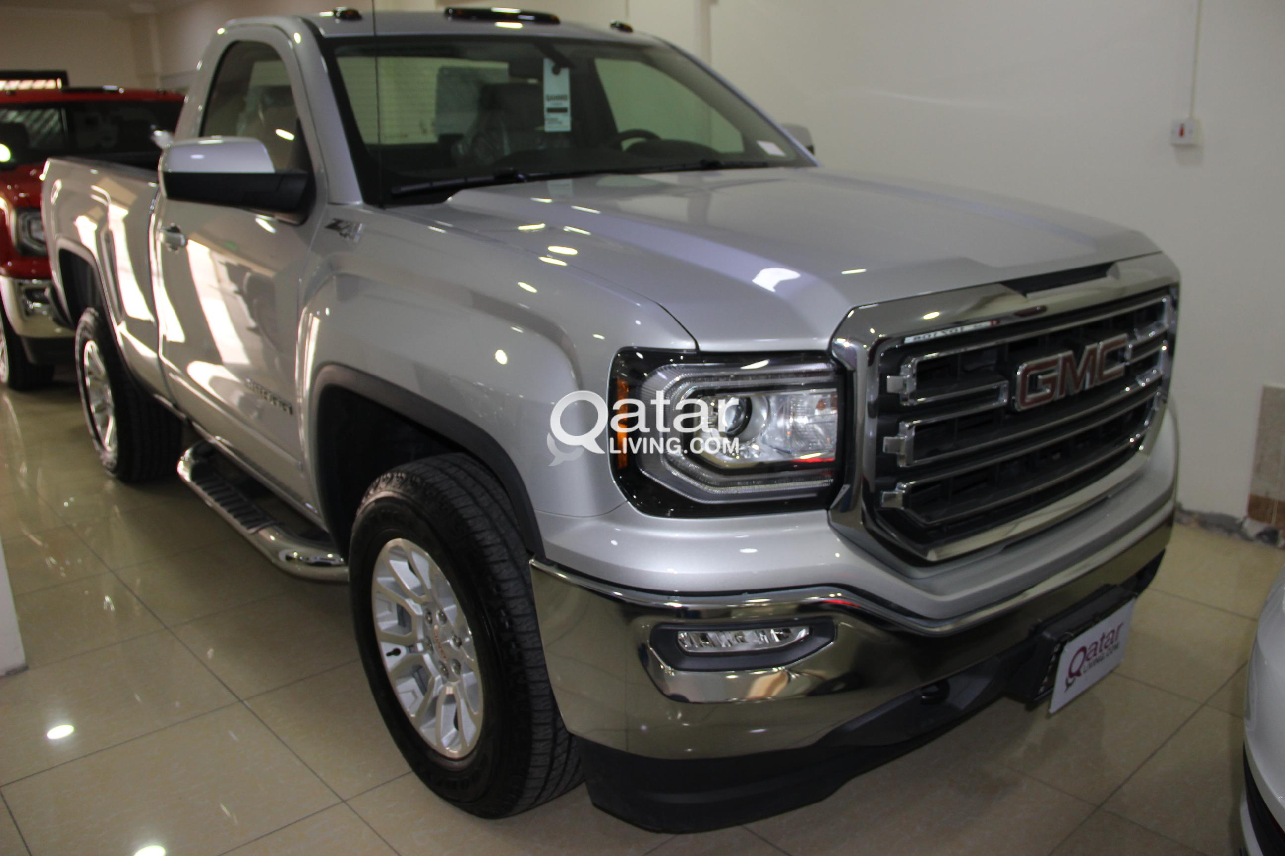 Information Vehicle Make Gmc Model Sierra Trim Sle Year 2017