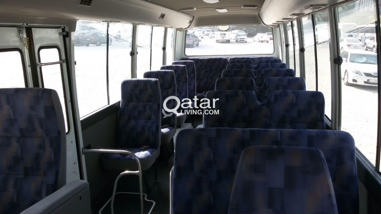 CIVILIAN BUS Rent-to-Own 18 months