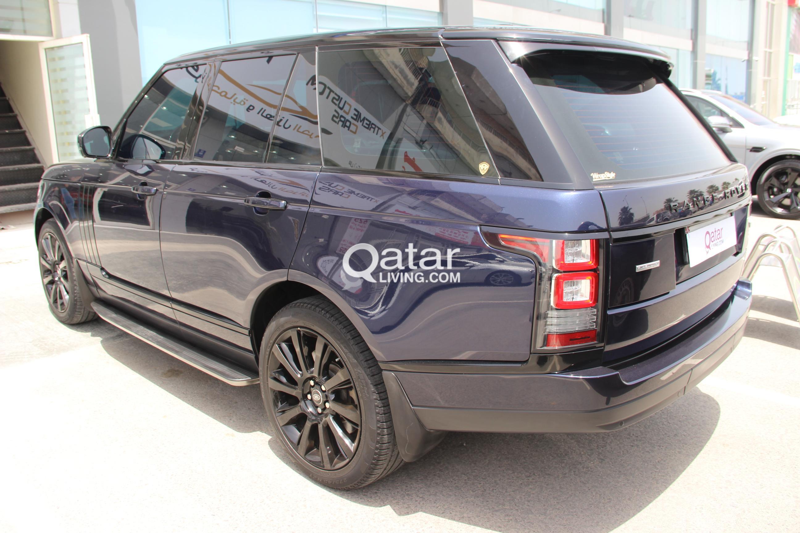Information Vehicle Make Land Rover Model Range Trim Vogue Autobiography