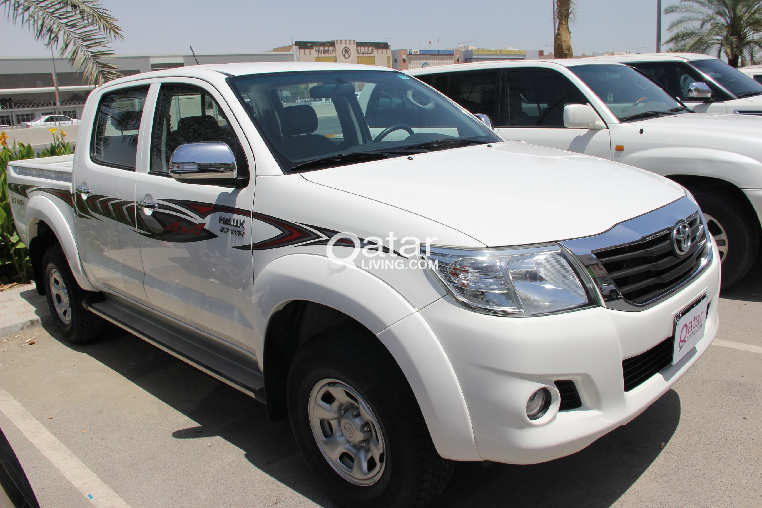 Toyota Hilux 25