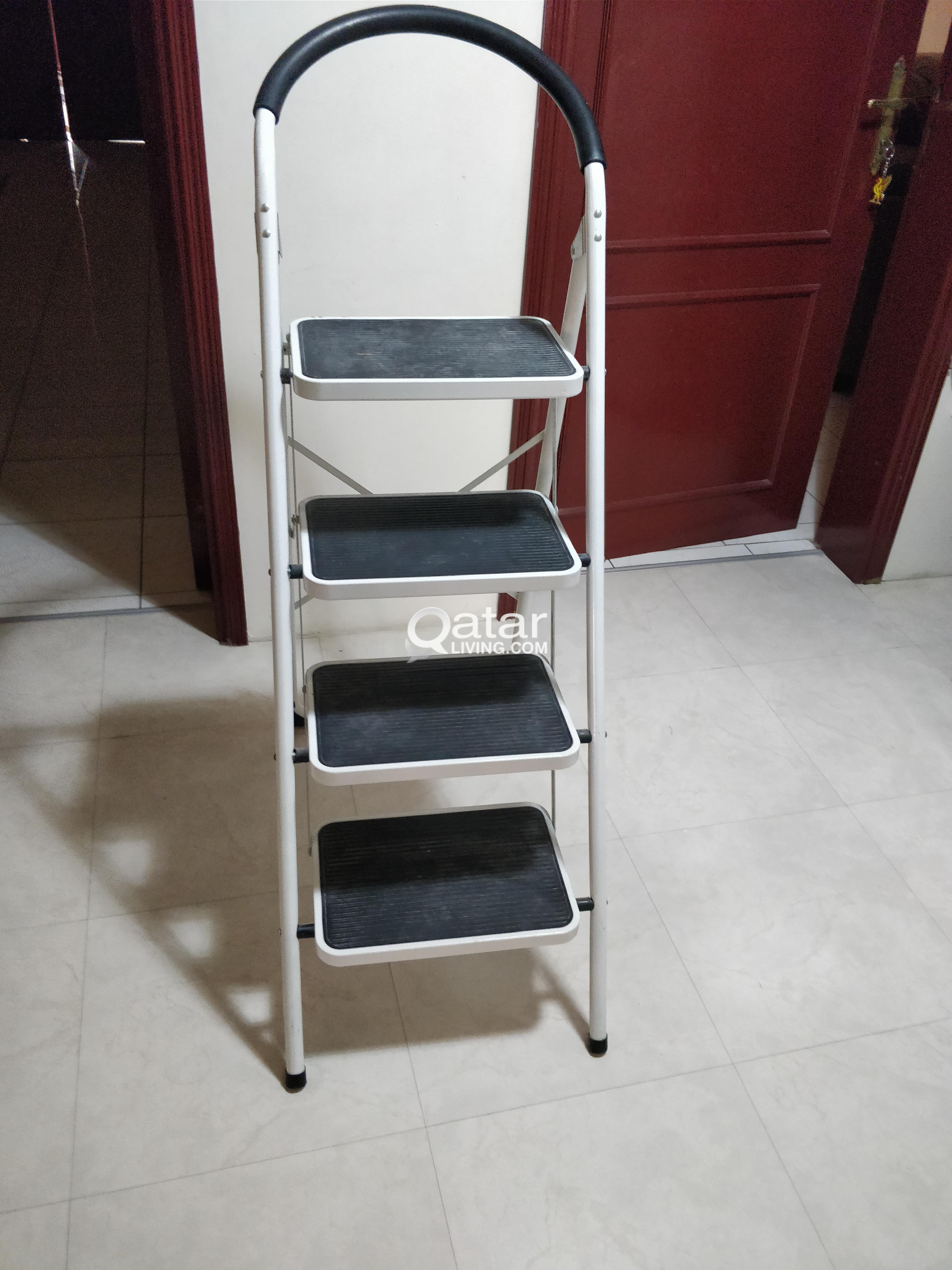 Step Ladders - Set of two