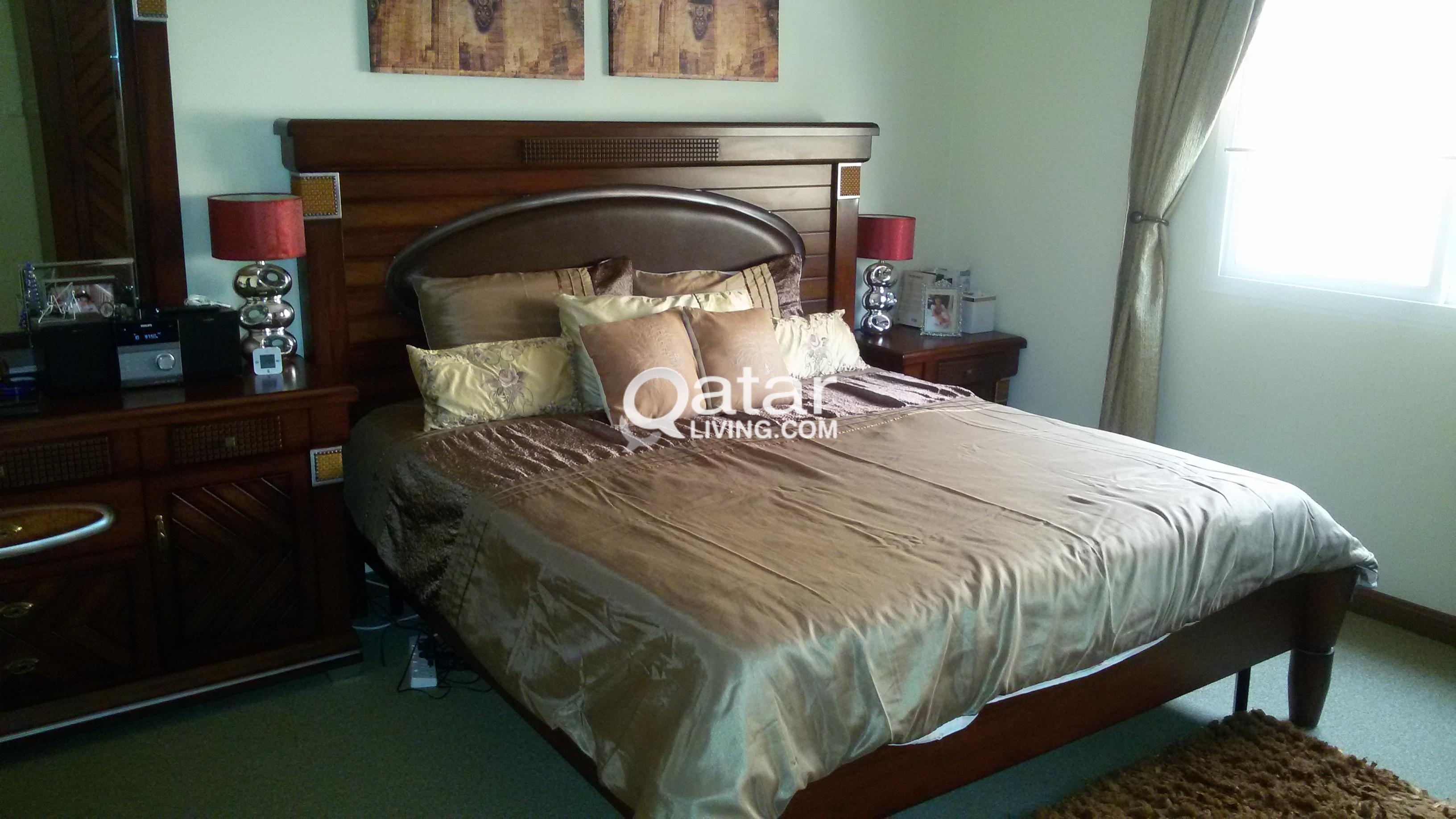 Remarkable Homes R Us 5 Piece Bedroom Set For Sale Qatar Living Download Free Architecture Designs Intelgarnamadebymaigaardcom