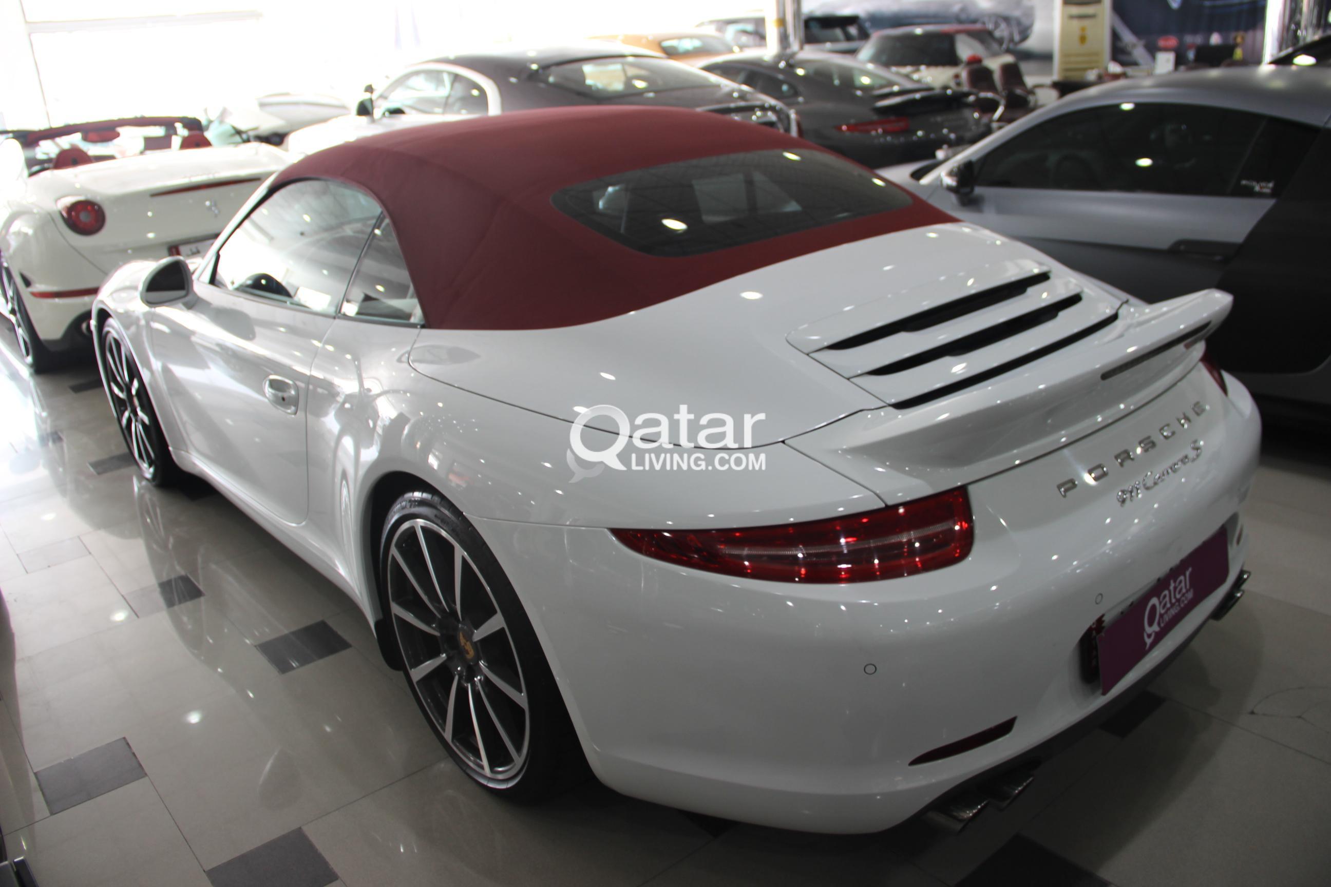 Porsche 911 carrera S 2013