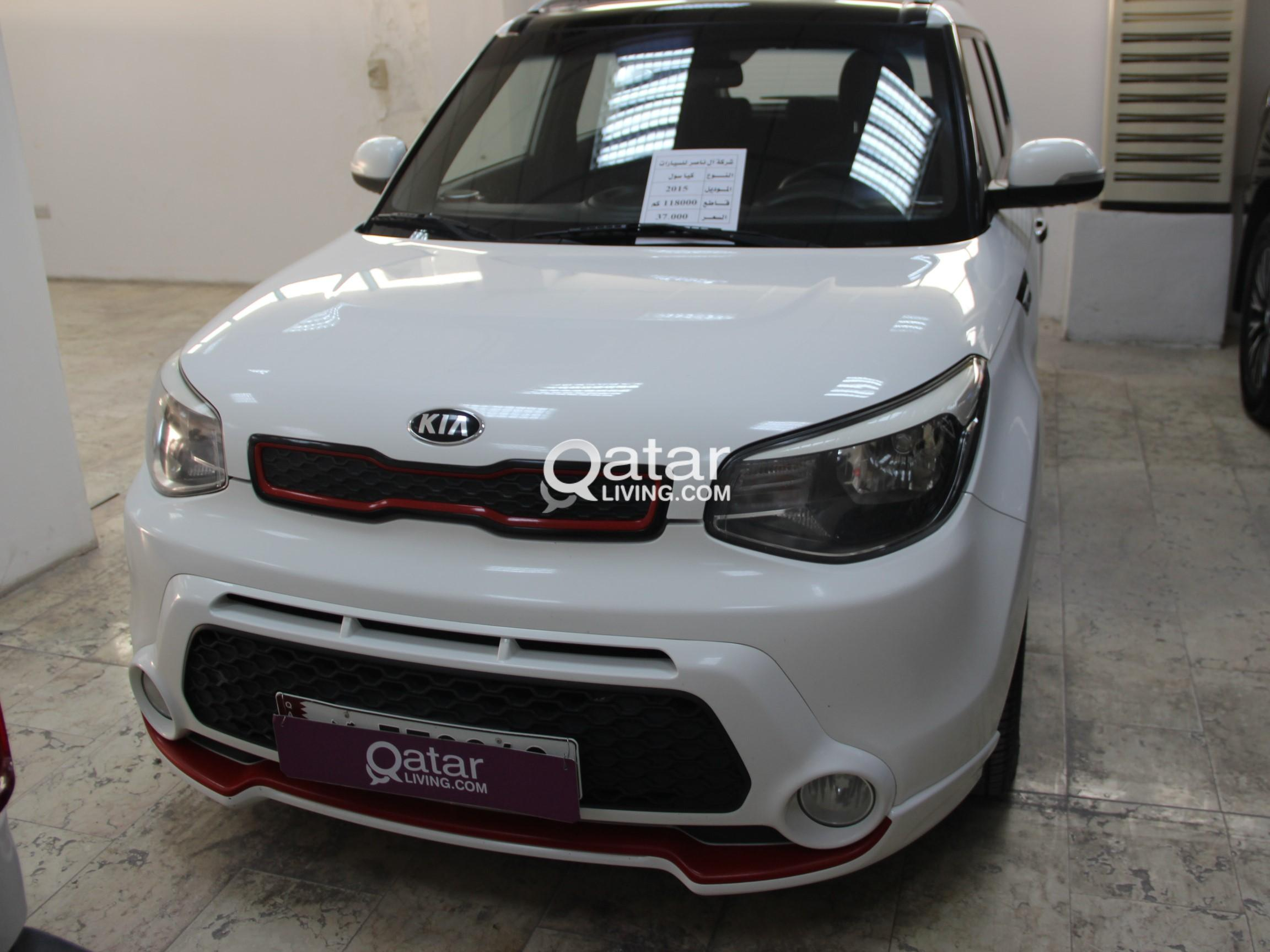 vehicles carsedan model soul img year qatar kia vehicle living information make