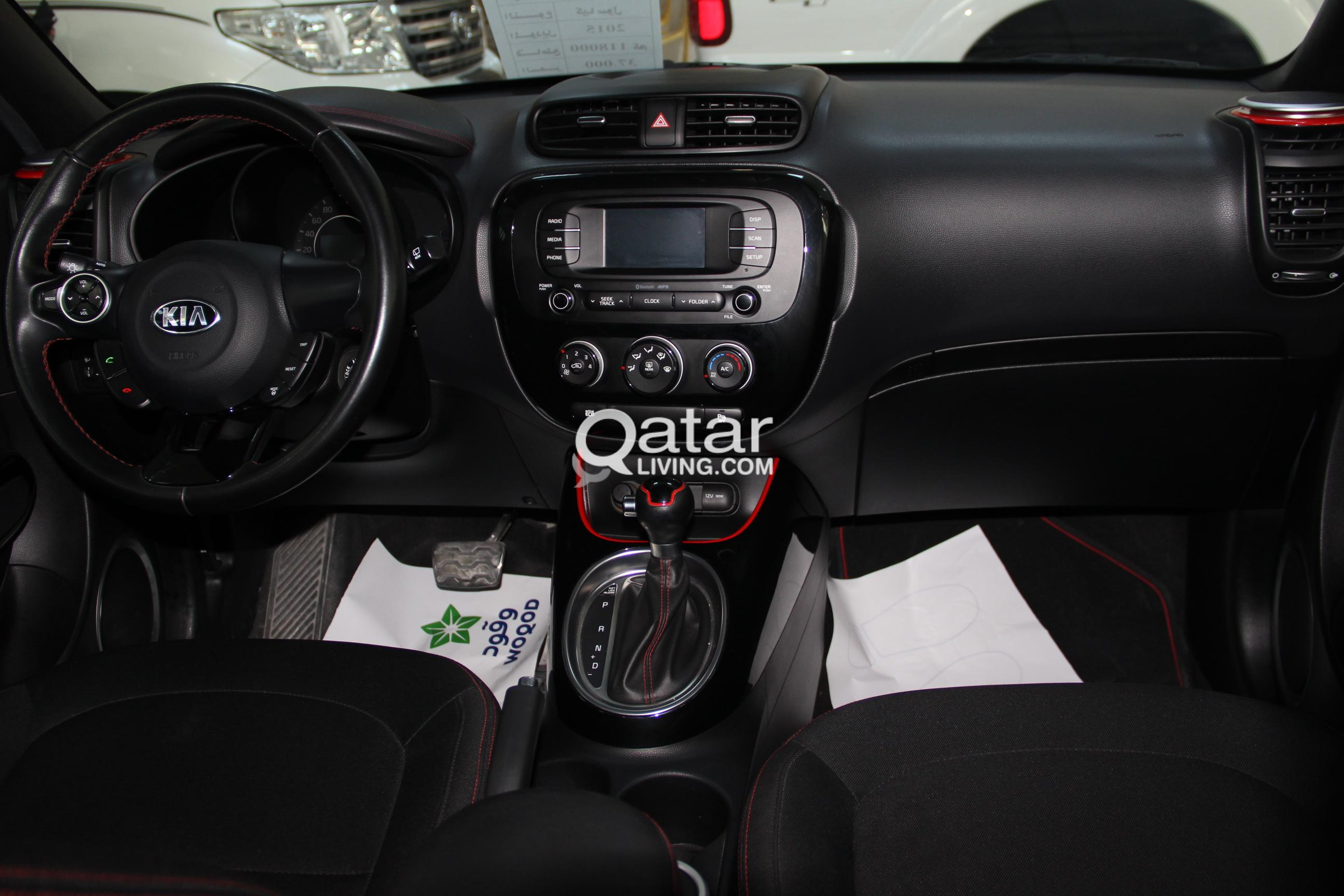 kia detail soul product ev