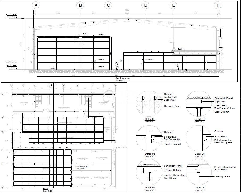 Structural Engineering Services - Calculation Report | Qatar