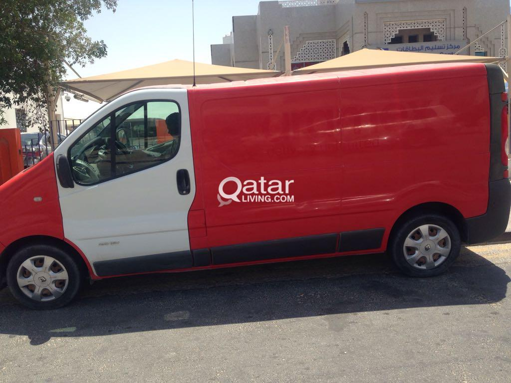 Renault Traffic for sell in Doha