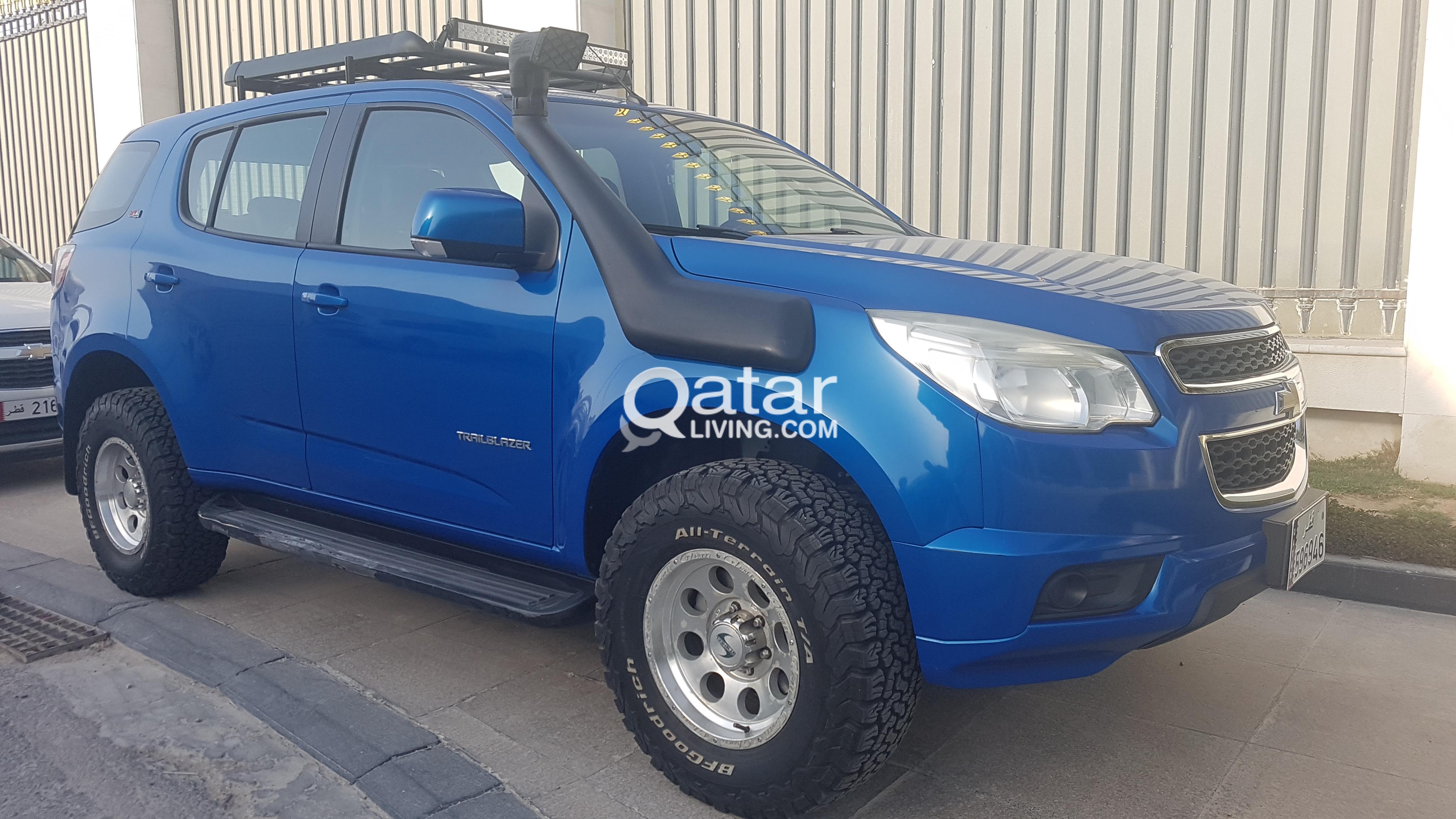 Chevrolet Trailblazer LT 2013 4x4 | Qatar Living