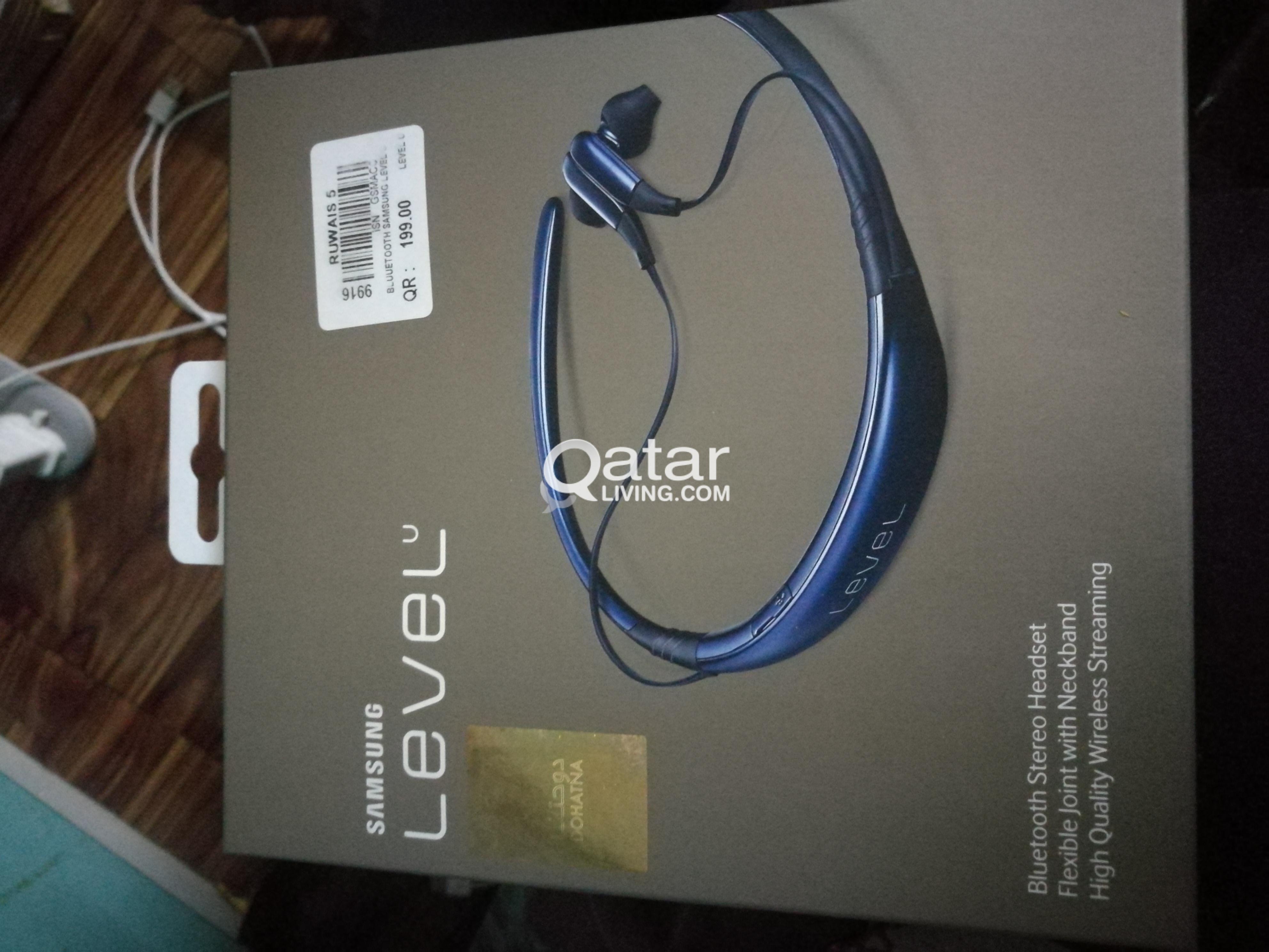 Samsung Level U Bluetooth For Sale Qatar Living