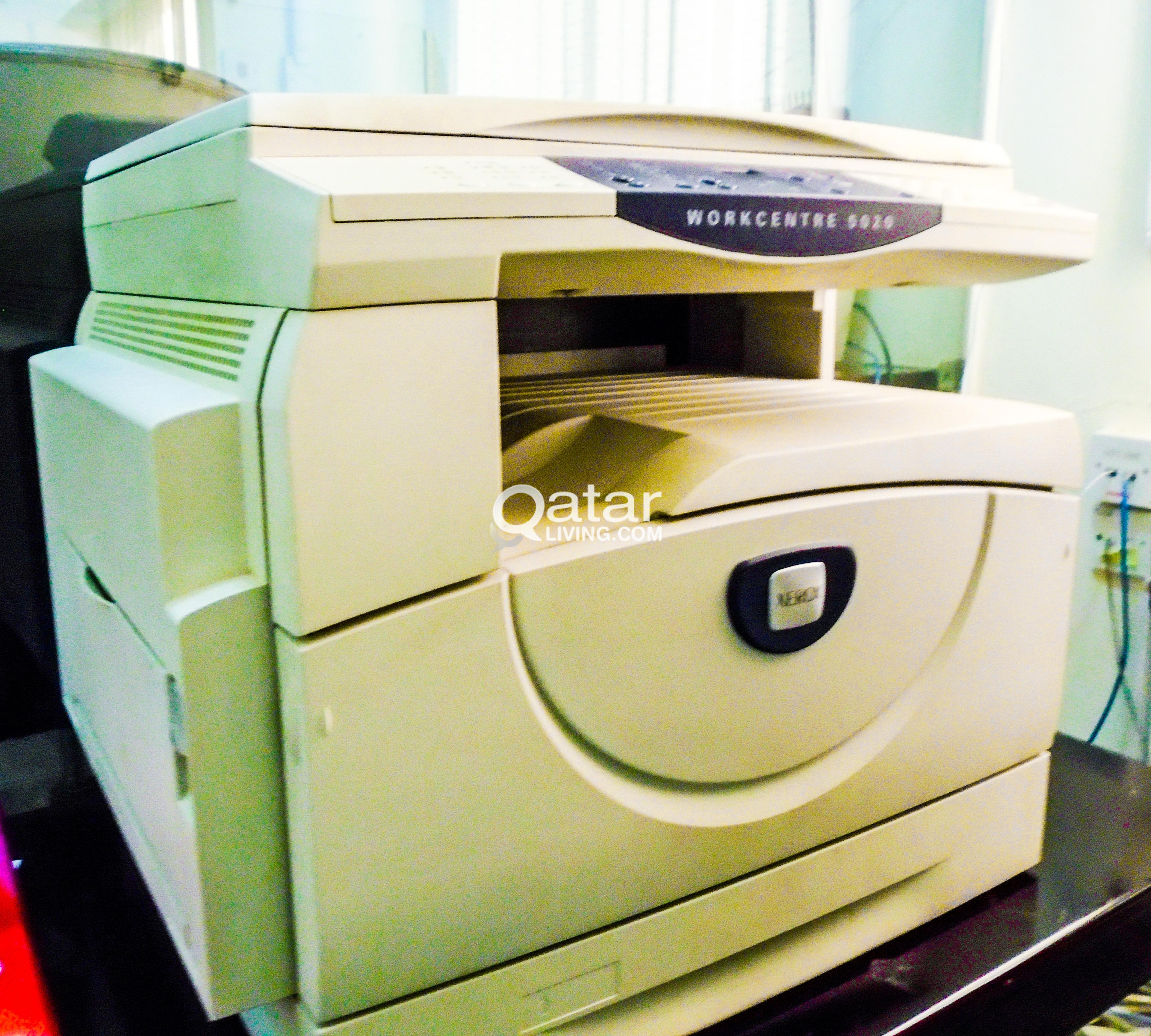 Xerox WorkCentre 5020 - multifunction printer | Qatar Living