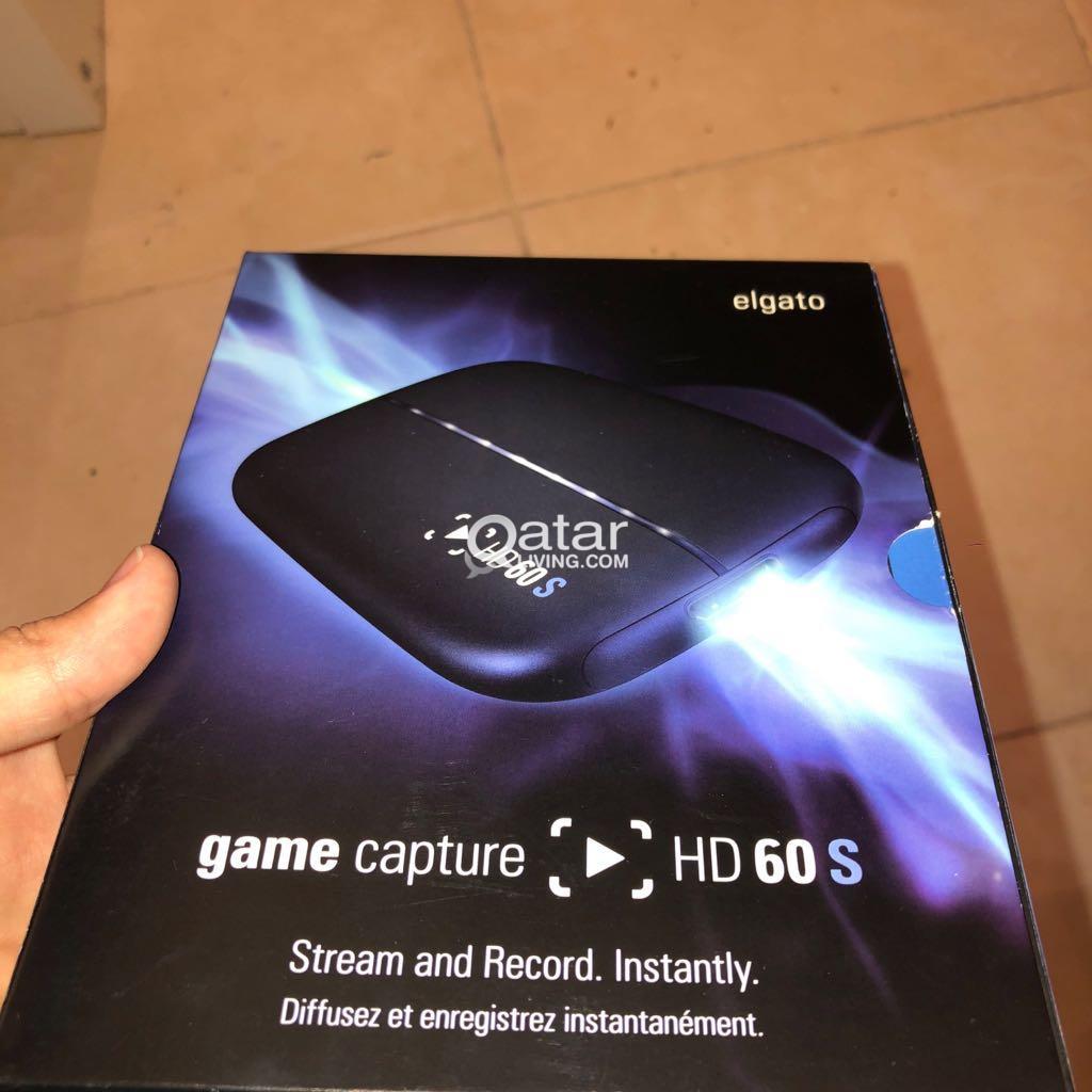 Elgato game capture HD 60 S   Qatar Living