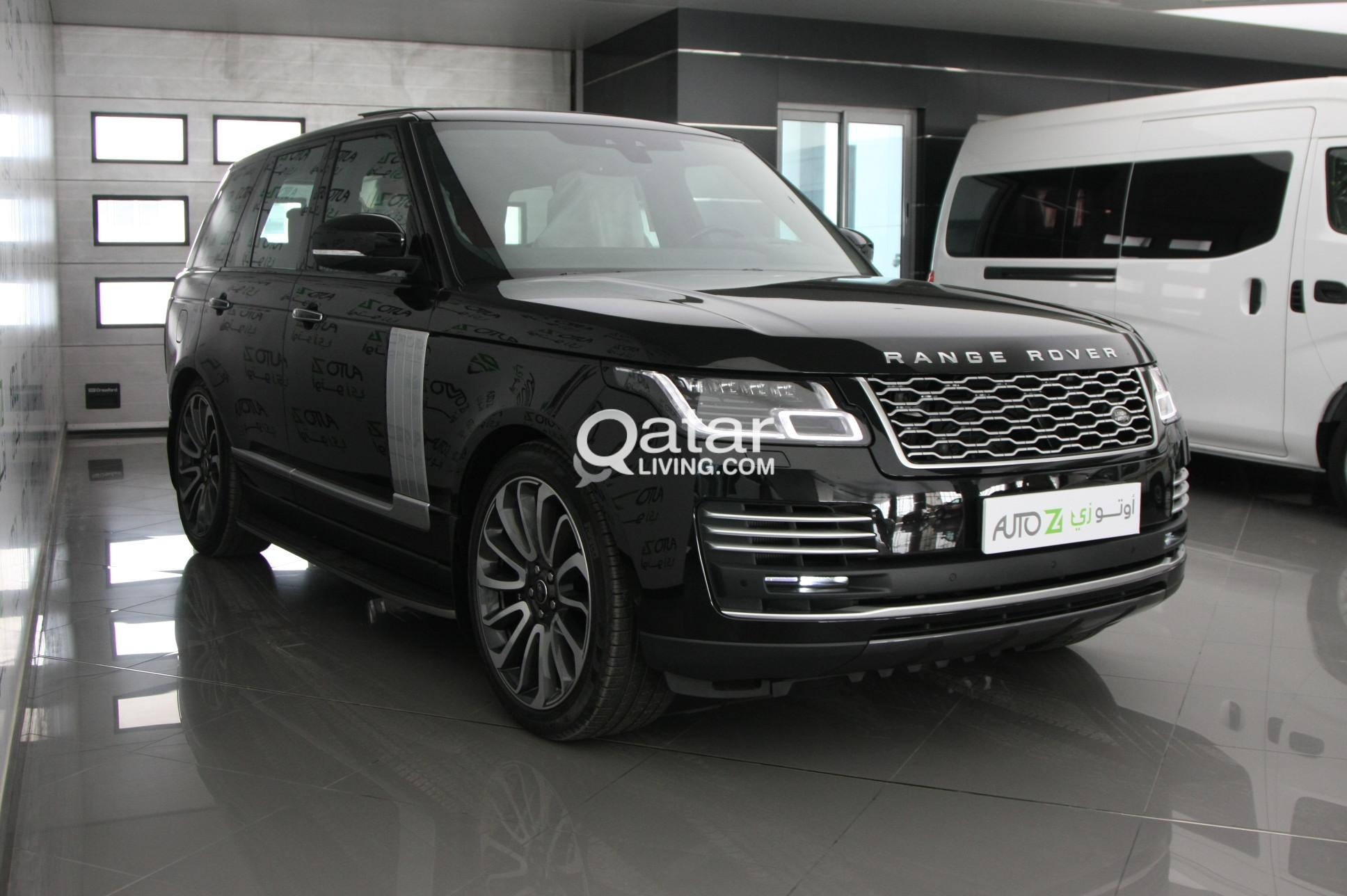 Range Rover L322 Autobiography >> Land Rover Range Rover Vogue Autobiography 2018 | Qatar Living