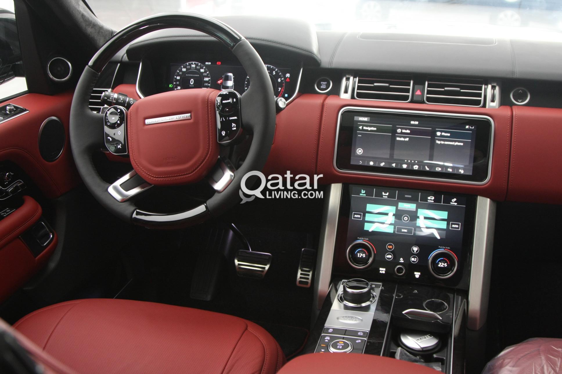Range Rover Autobiography Black New on 05 Gmc Sierra S