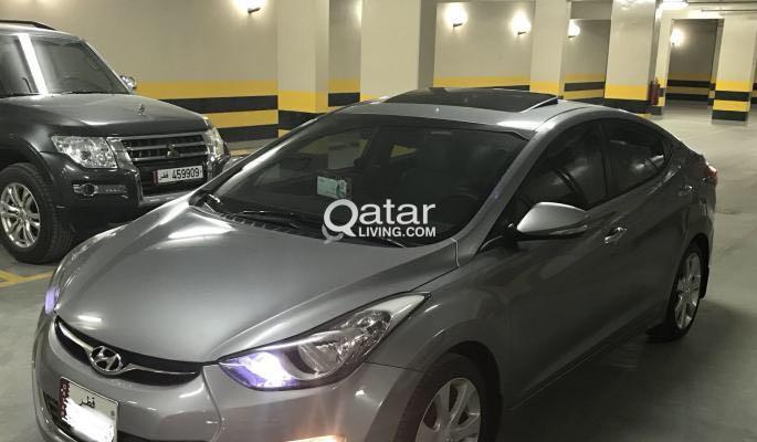Hyundai Elentra 2013 | Qatar Living