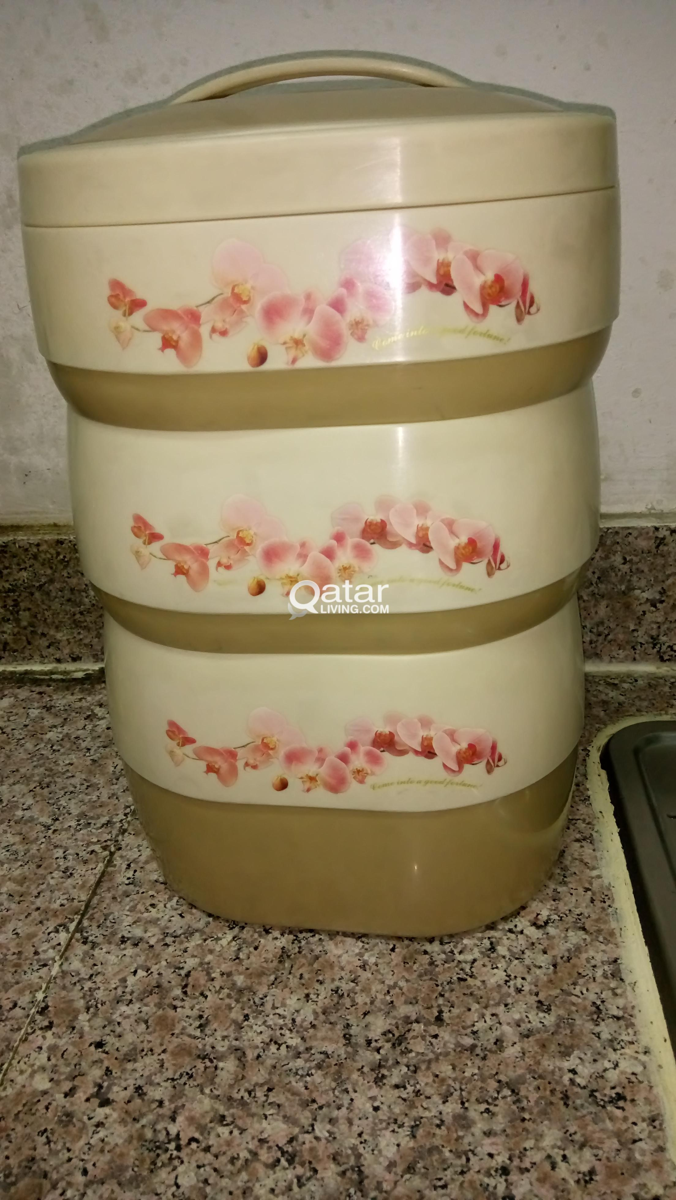 Family Hot Food Container | Qatar Living