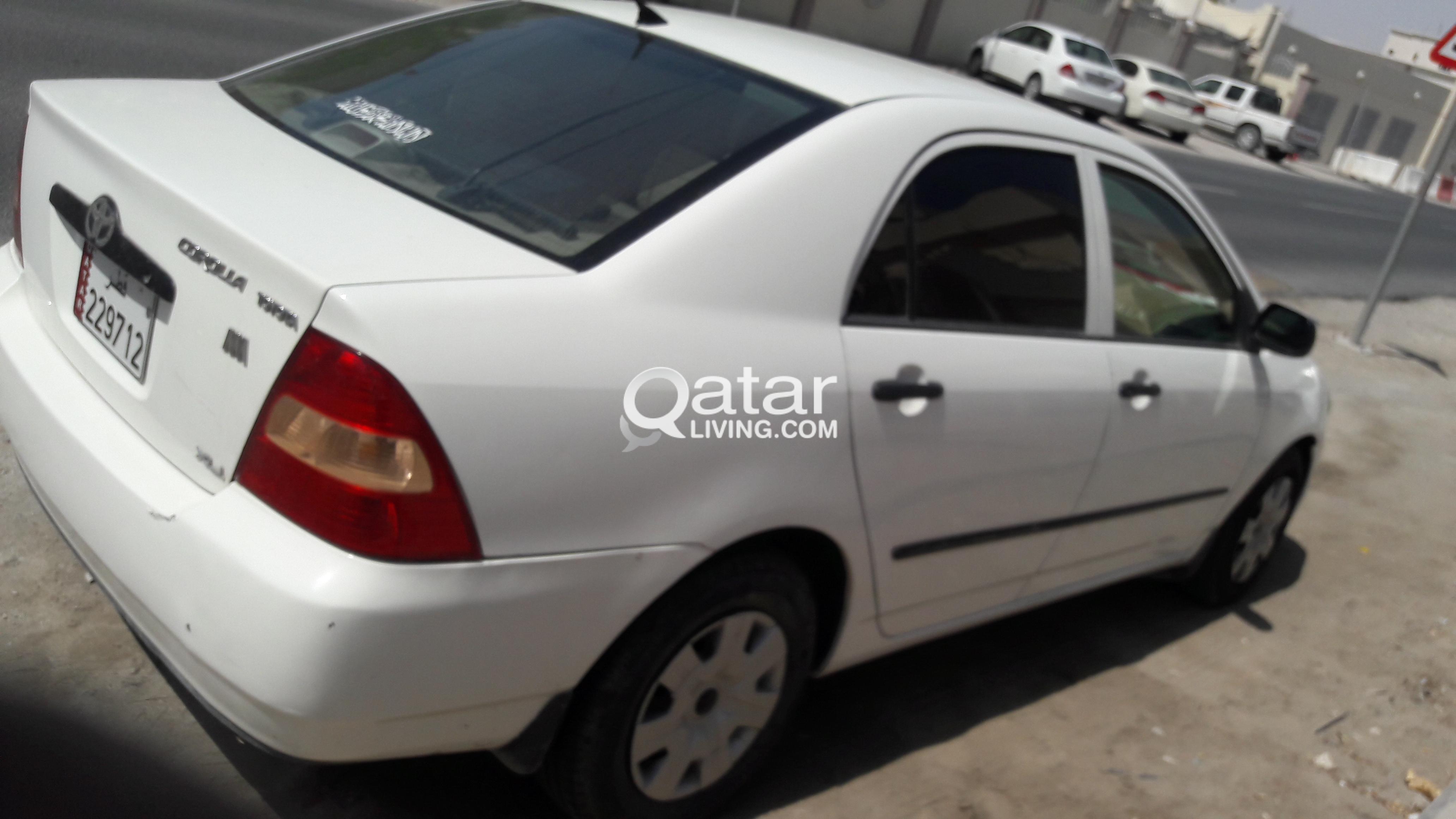 Toyota Corolla Low Mileage 2001 Price Qatar Living Hatchback Information Model