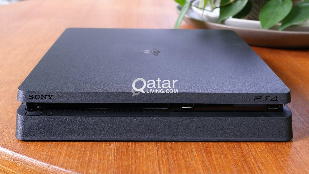 PS4 SLIM FOR SALE | Qatar Living