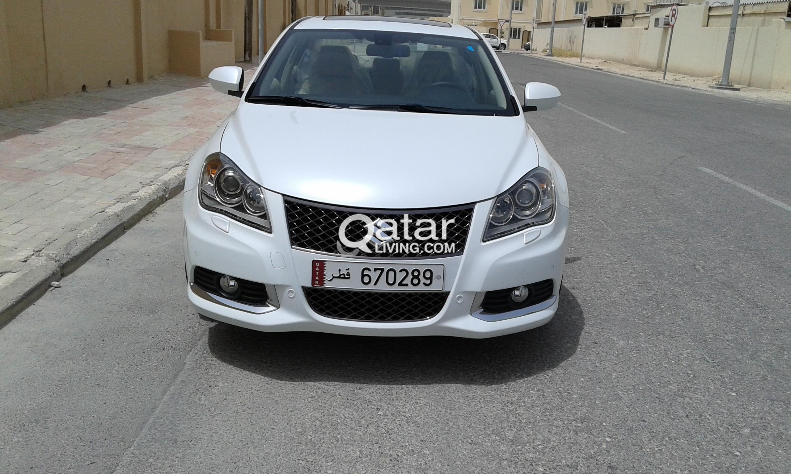 suzuki kizashi monthly rate 75 per day