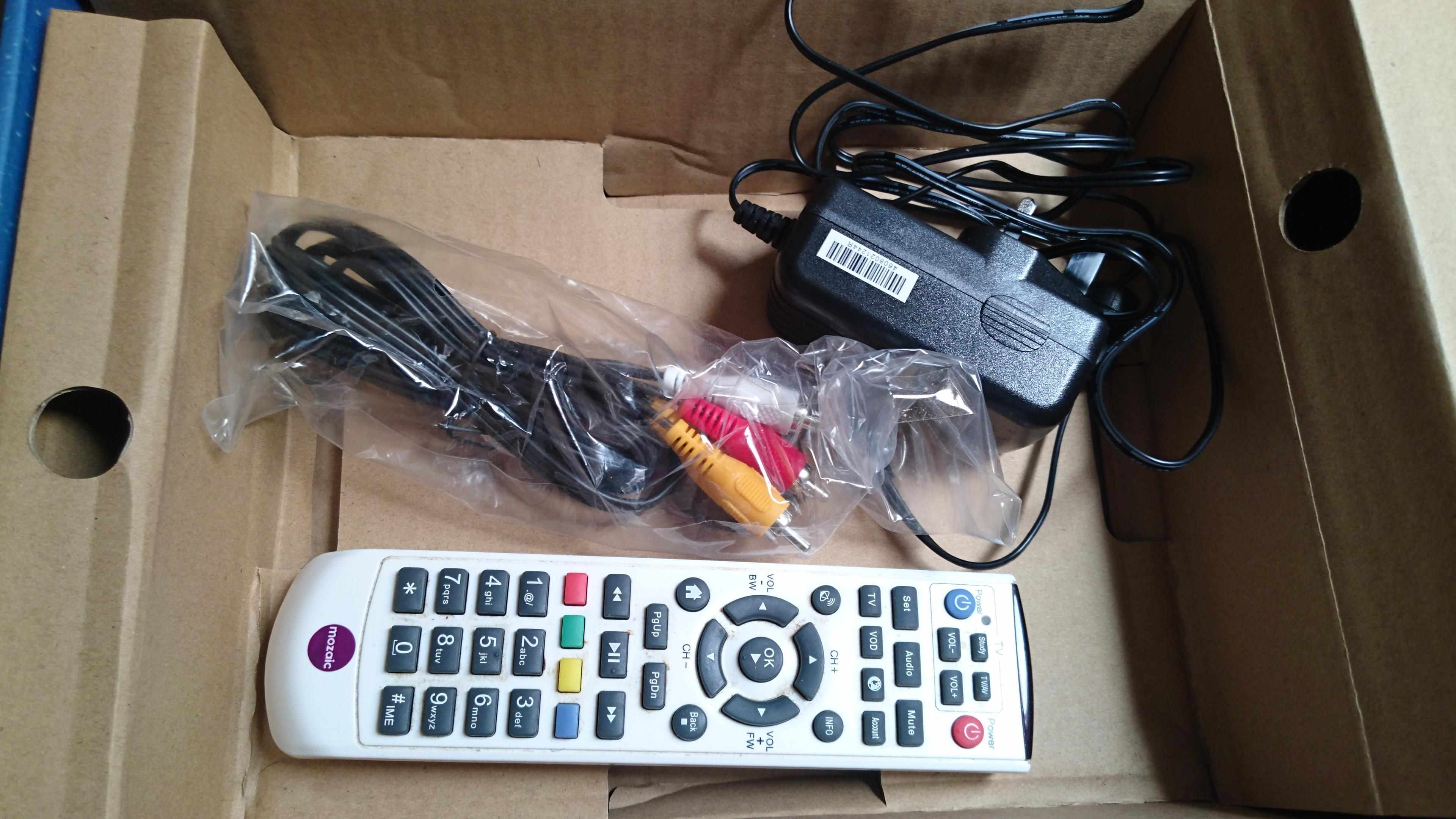 Ooredooset Top Box Free To Air Satellite Tv Disk Qatar Living Wiring