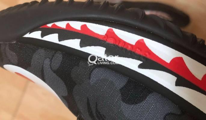 bape dame 4 (size 9) adidas