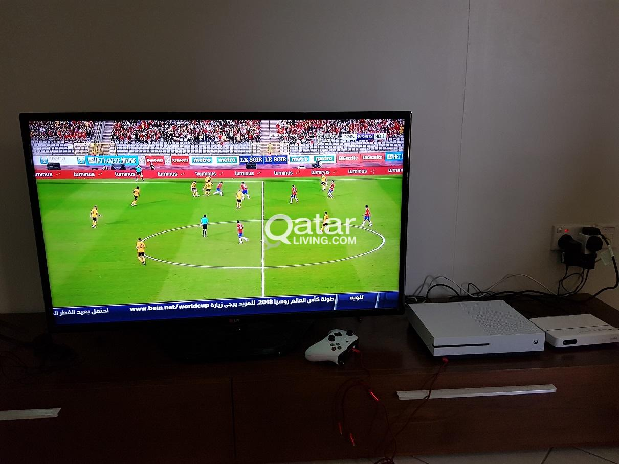 BEIN SPORTS RECEIVER WITH COMPLETE PACKAGE WORLD C