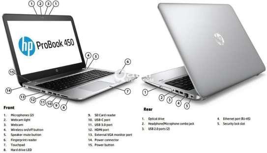 פנטסטי HP Probook 450 G4 i5-7200U laptop Going Cheap | Qatar Living PM-41