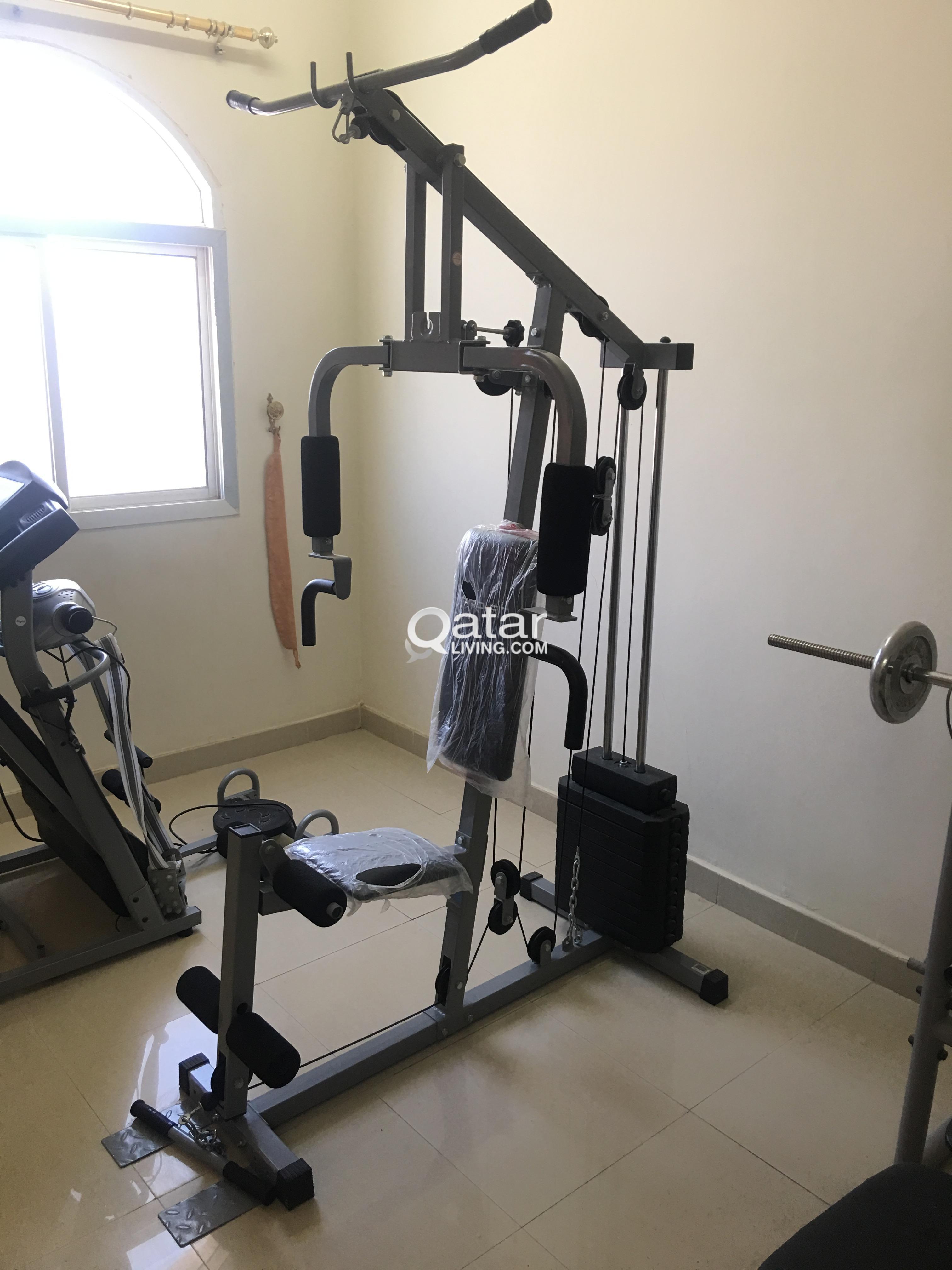 Multi home gym qatar living