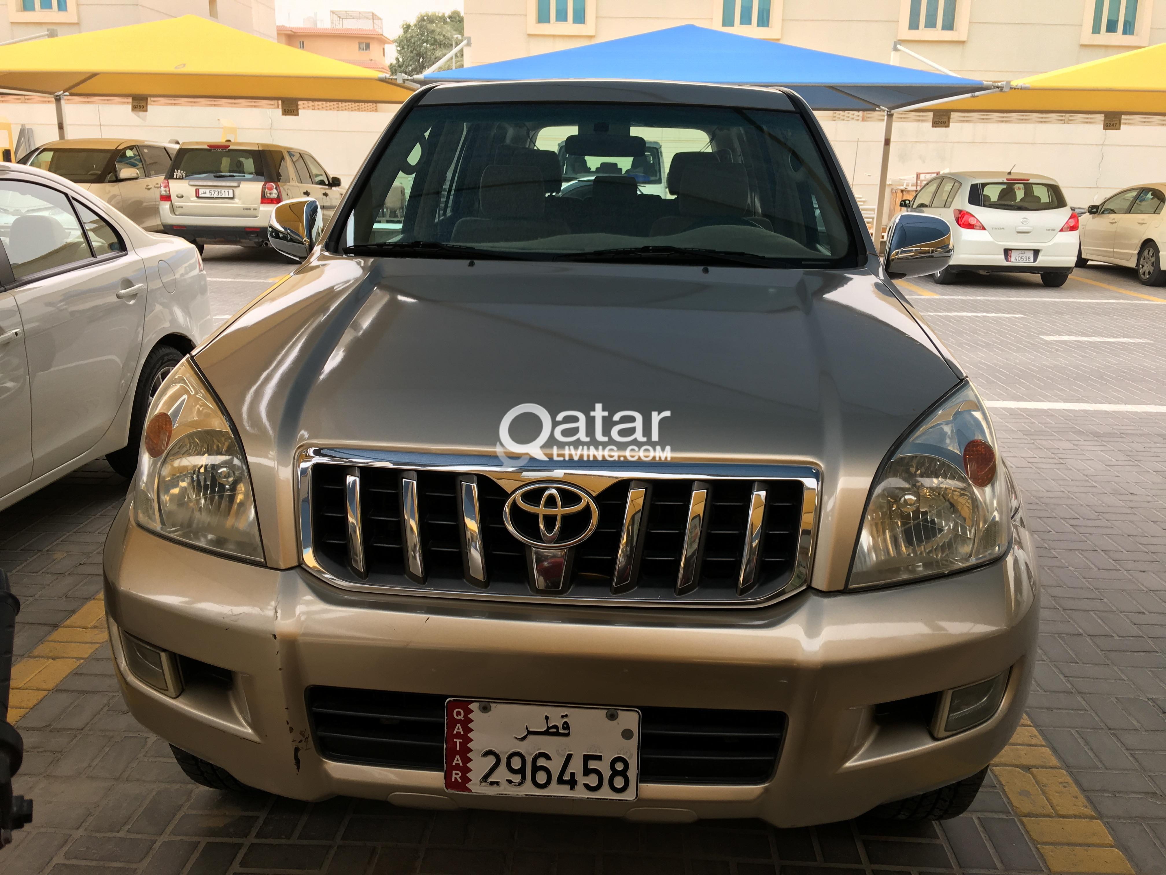 Toyota Prado 2005 Full Option Qatar Living