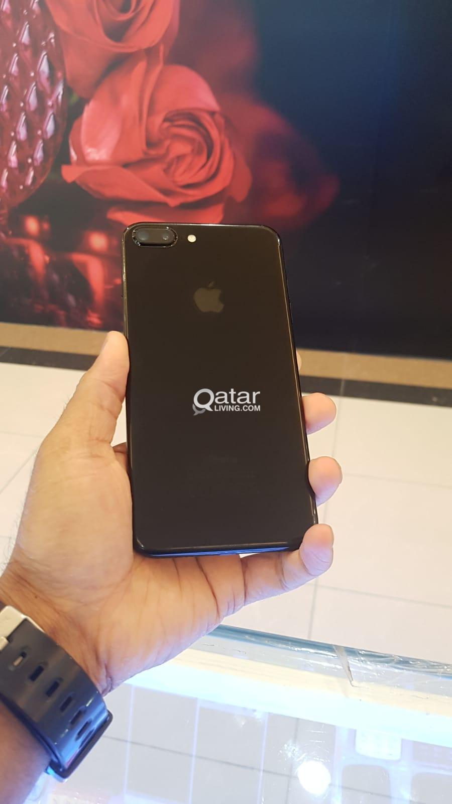 iphone 7plus 128 gb mate black clone | Qatar Living