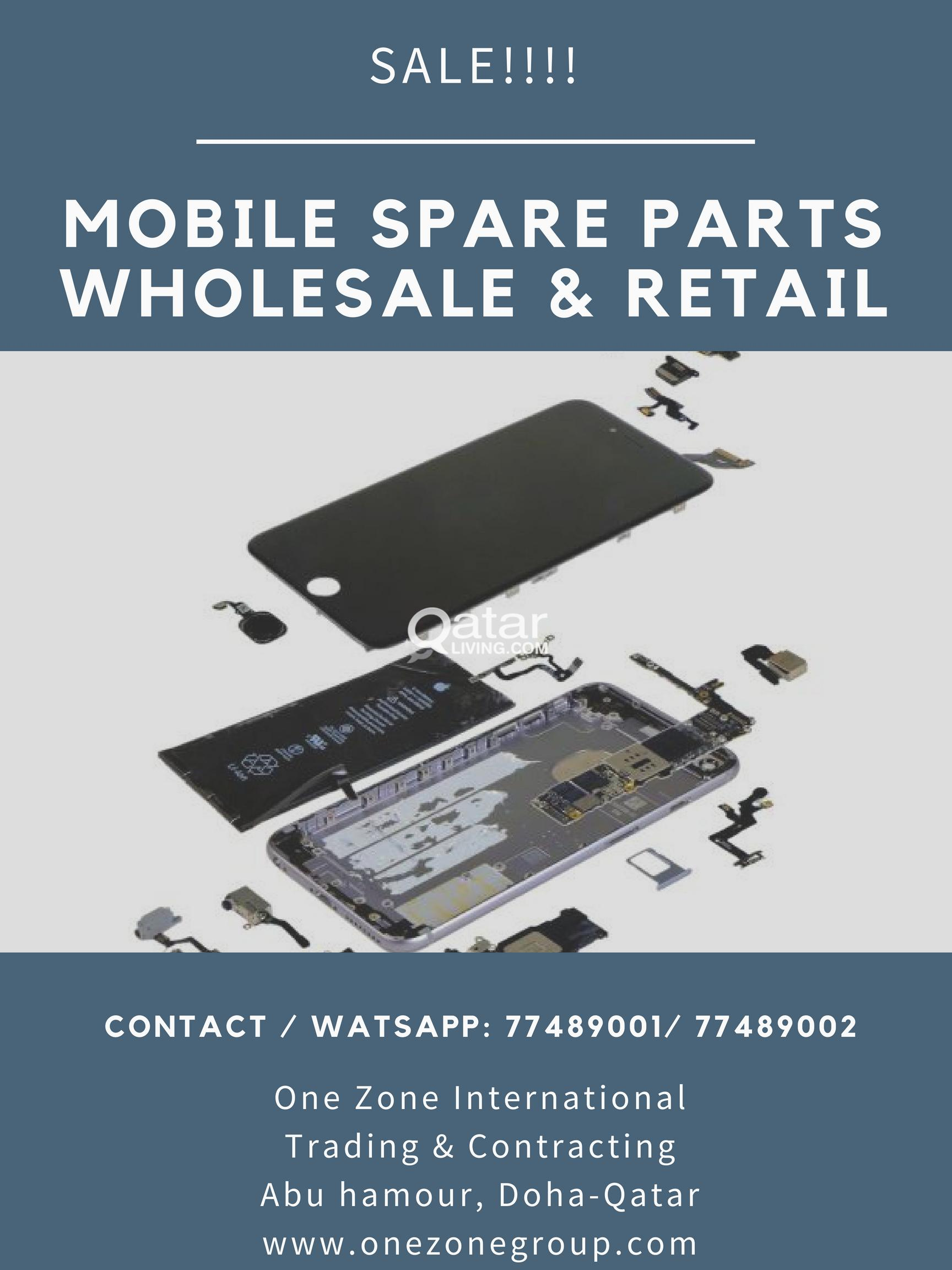 Mobile Spare parts in wholesale price | Qatar Living