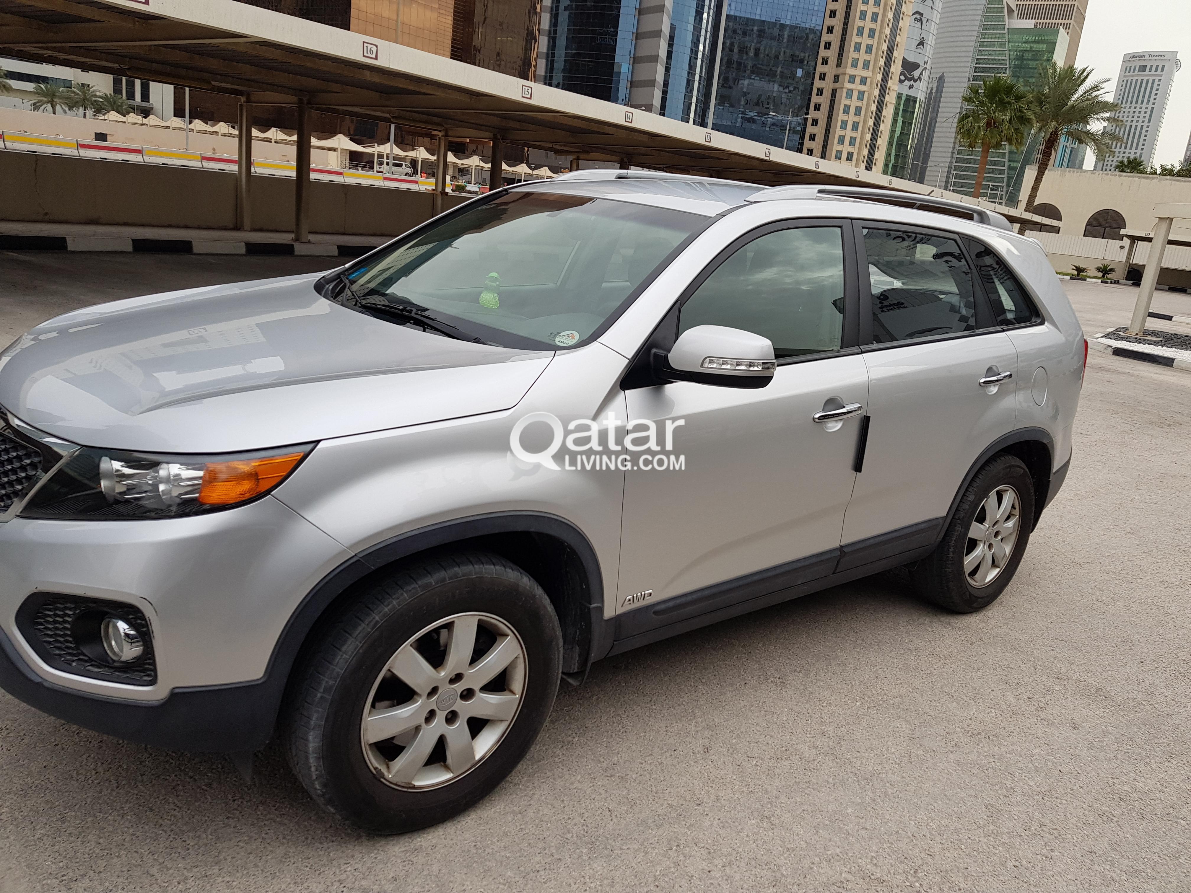 option sorento living kia qatar mid vehicles