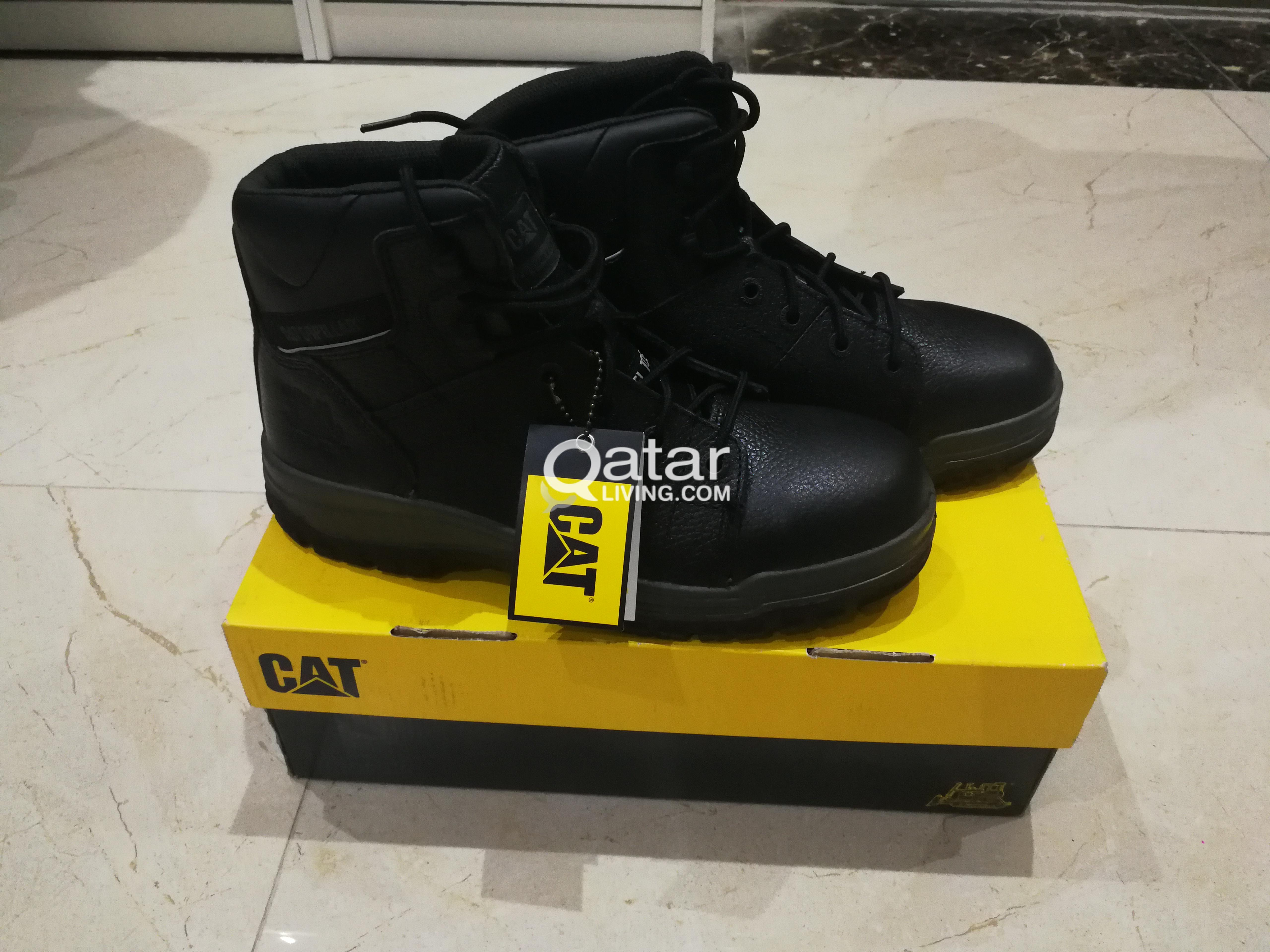 Caterpillar Safety Shoes Boots