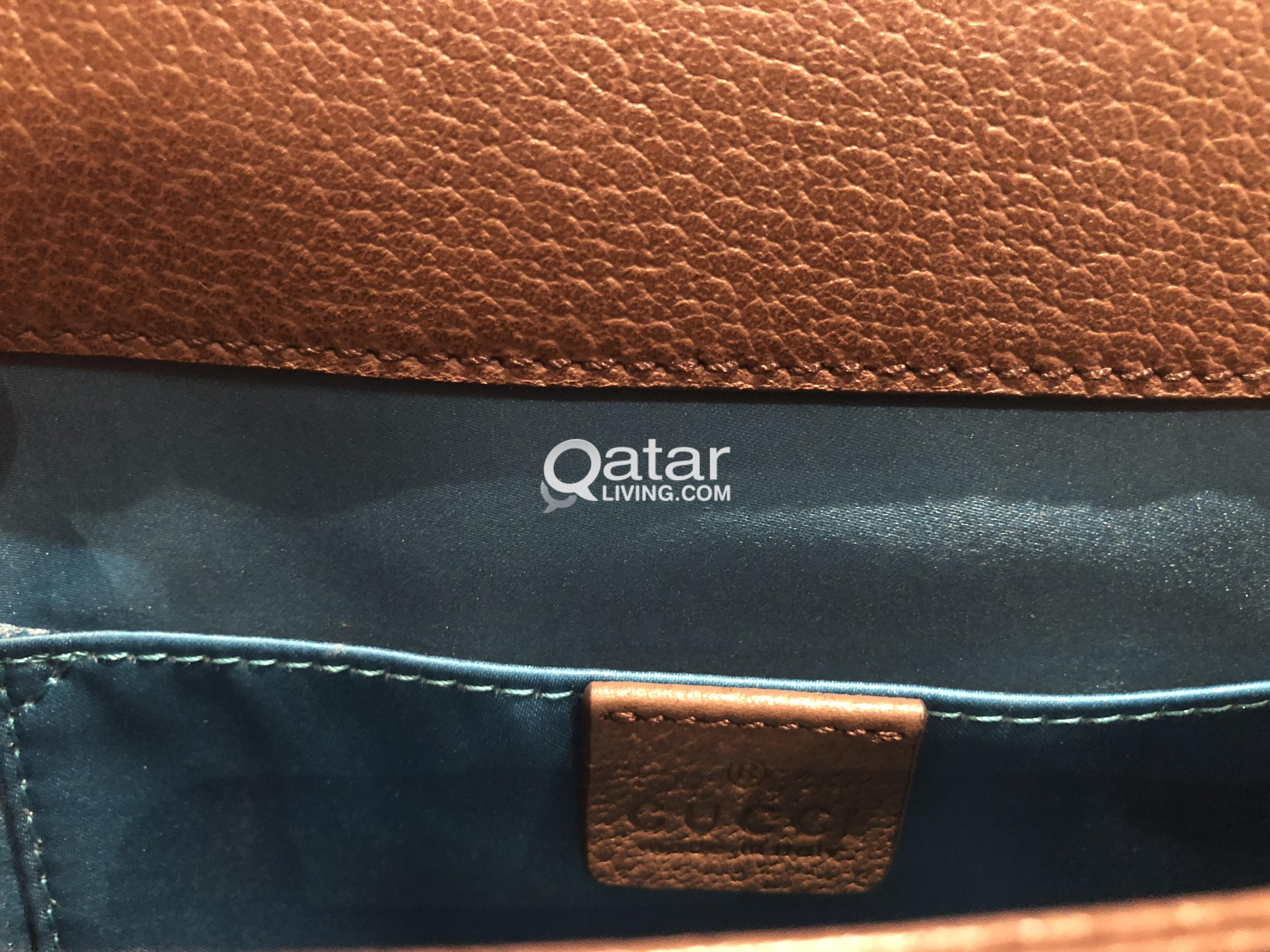 83c94121d50a Used Gucci - Ophidia GG small shoulder bag | Qatar Living