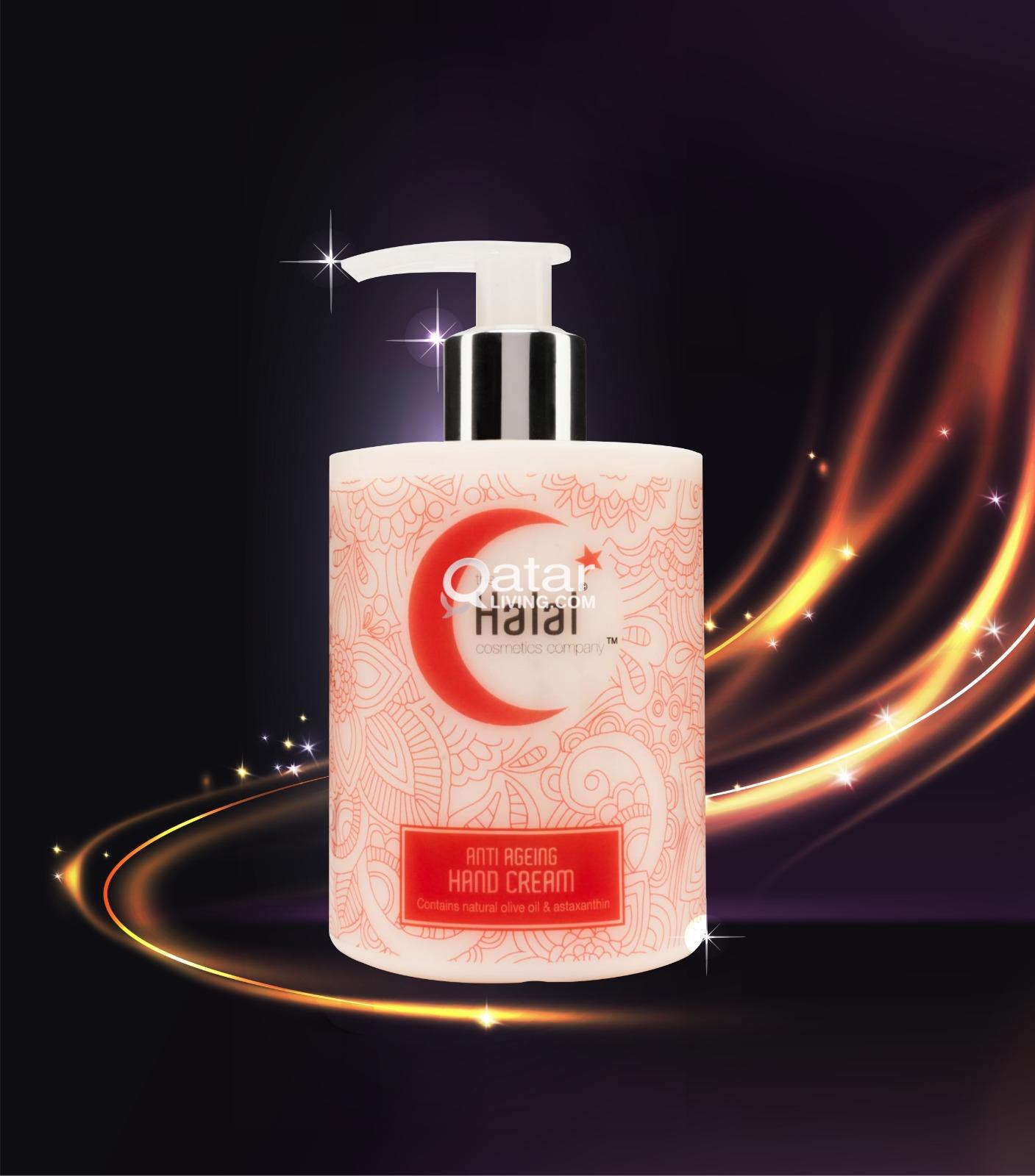 Halal cosmetics for men and women | Qatar Living