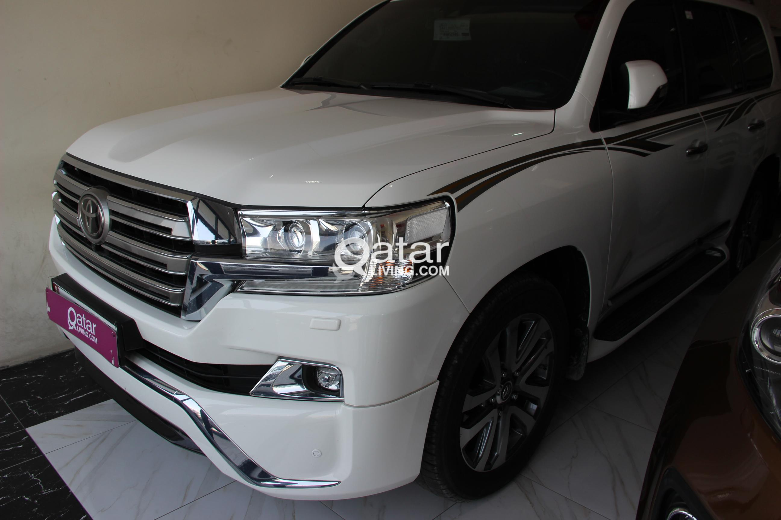 Toyota Land Cruiser VXS 2017