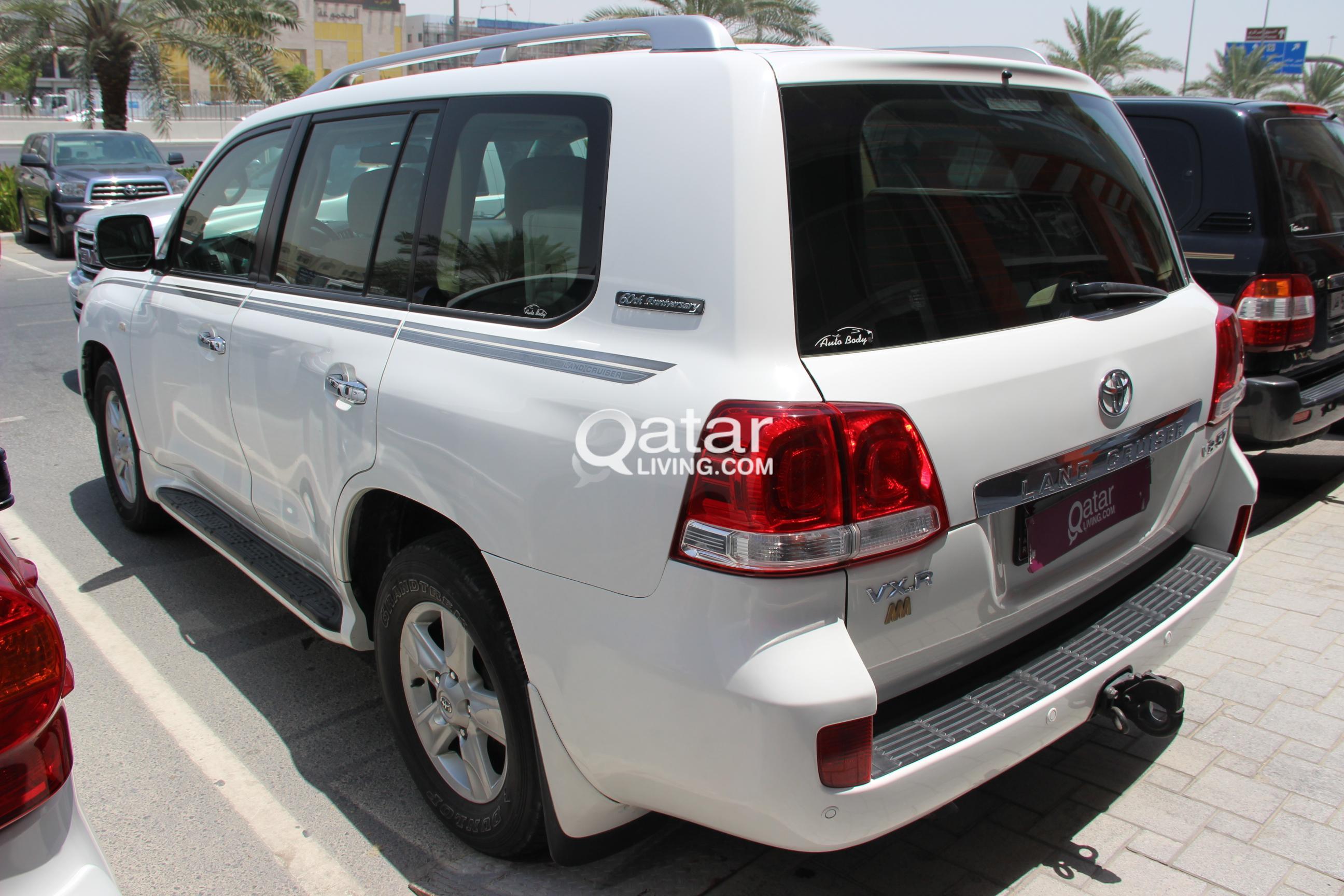 Toyota Land Cruiser VXR 2011