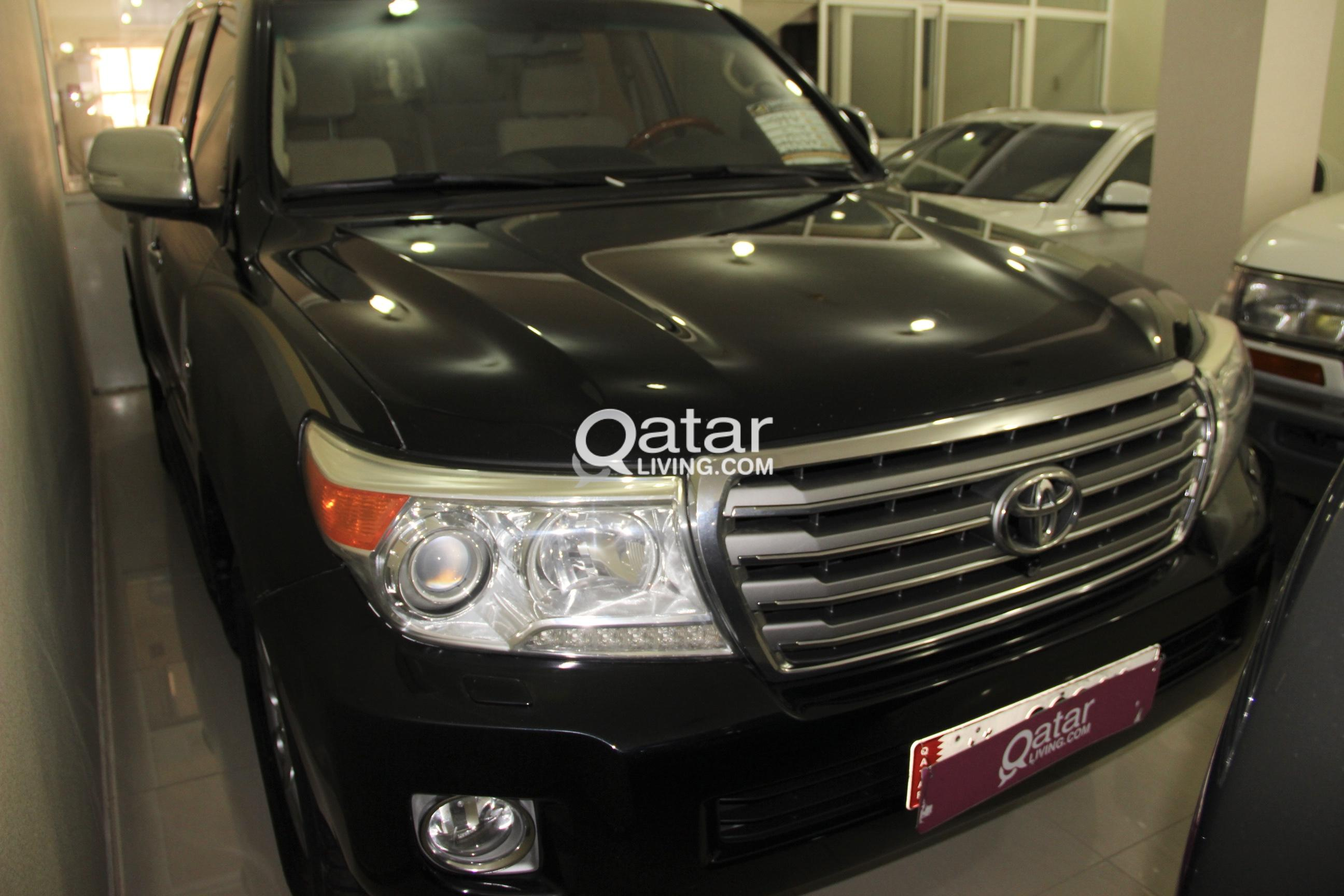 Toyota Land Cruiser VXR 2013