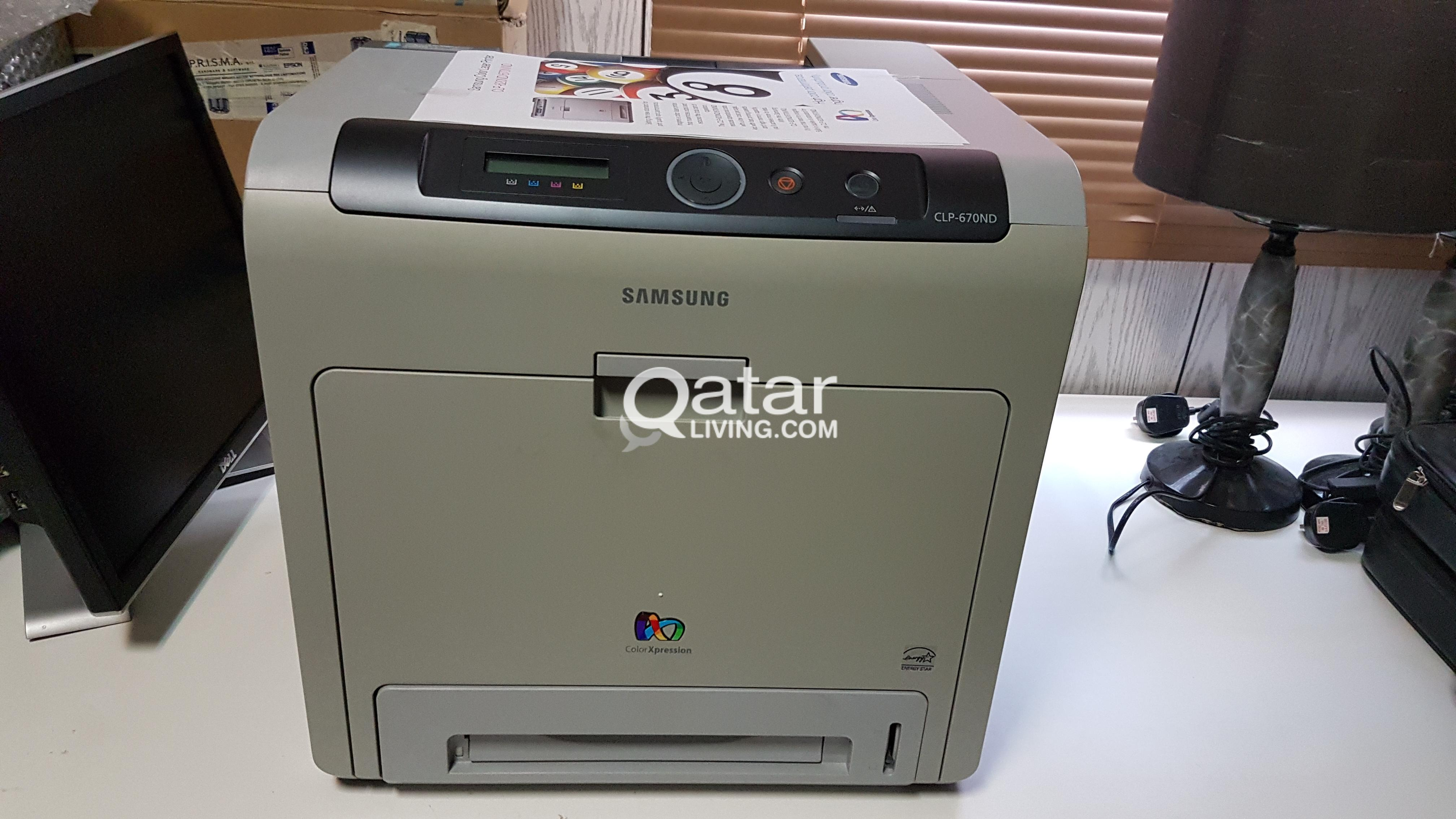 VAROUS TYPE OF NEW & USED PRINTERS FOR SALE | Qatar Living