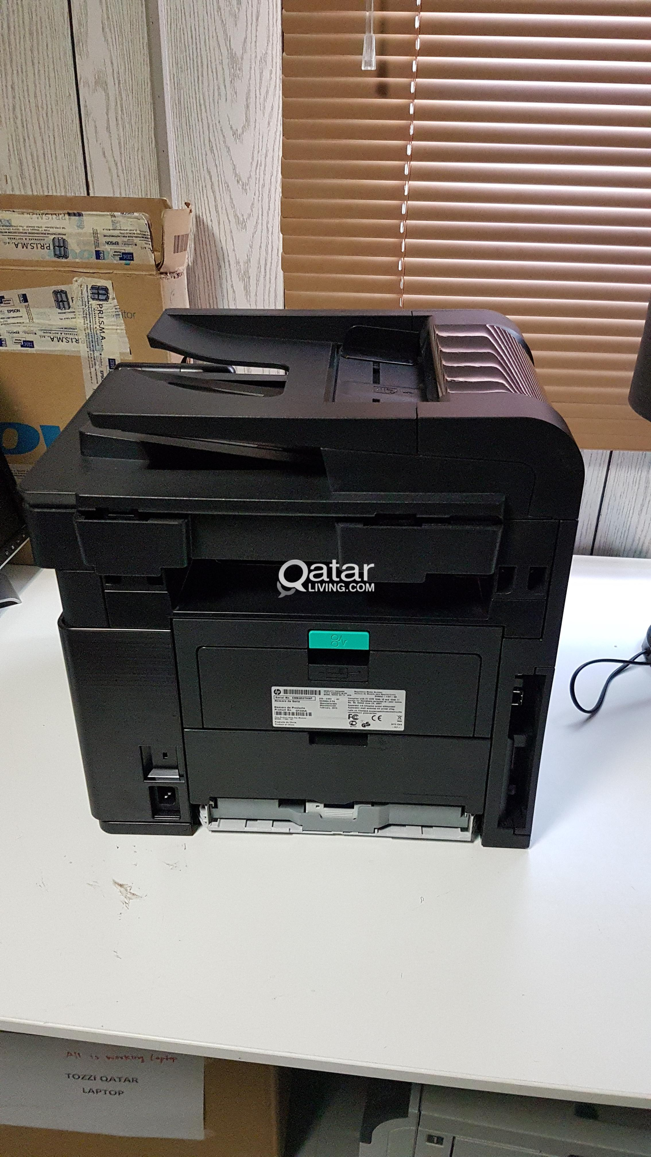 VAROUS TYPE OF NEW & USED PRINTERS FOR SALE   Qatar Living