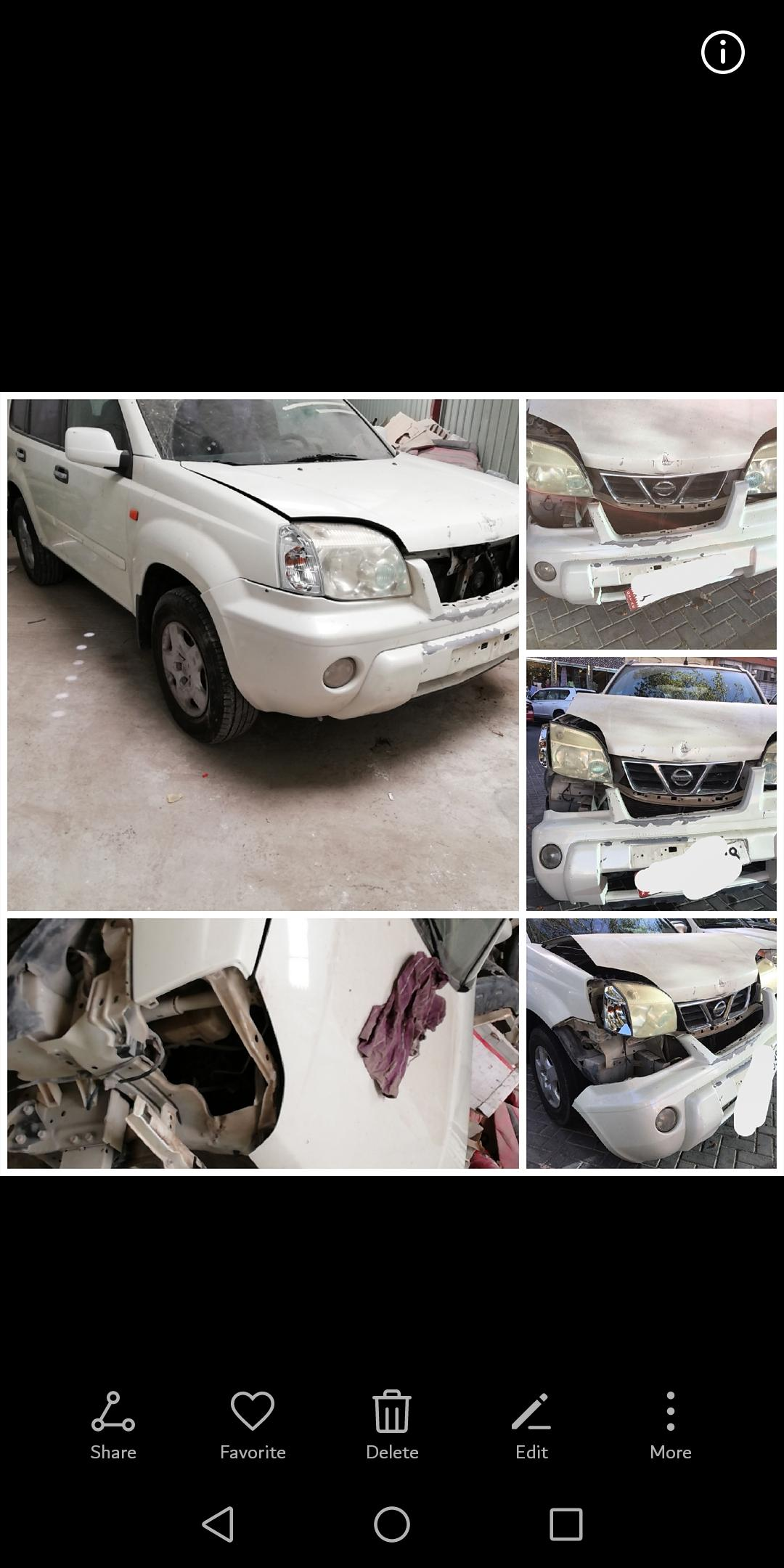 All type of Electrical, Mechanical and body works