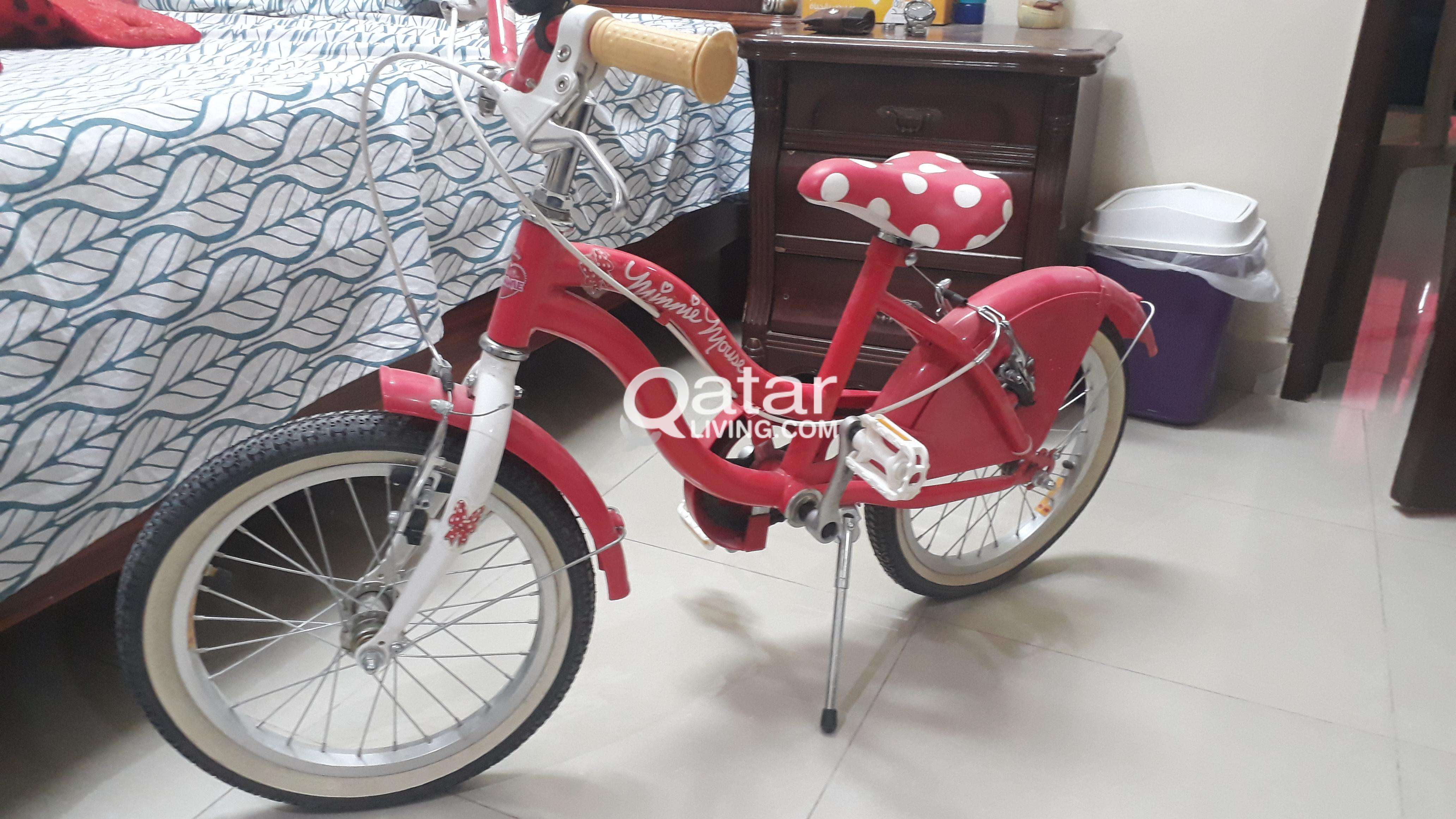 Brand New  !! Disney Branded Bicycle For sale   Qatar Living