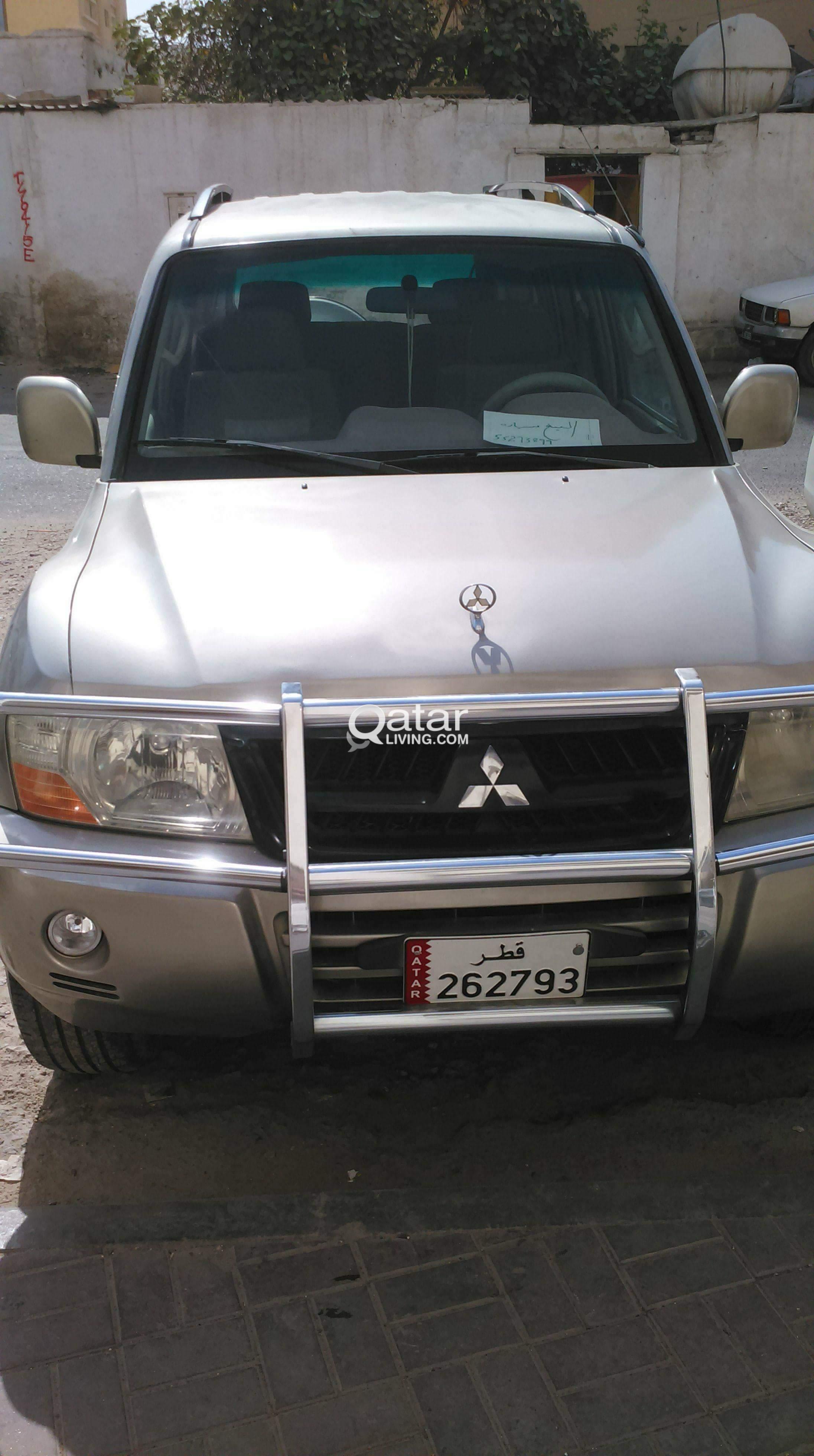 Jeep For Sale Istemara Just Renewed 2 Days Befr Qatar Living Grill Bumper Mistubishi L300 New Title