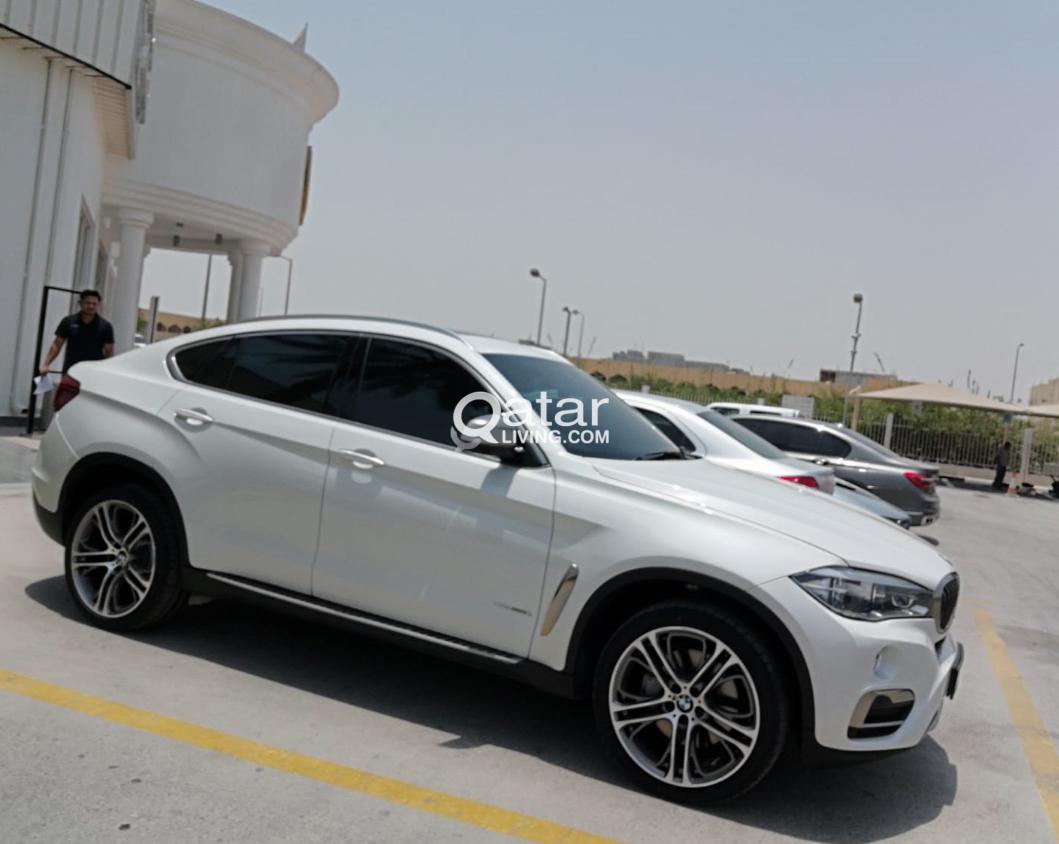 Bmw X6 V8 2016 Qatar Living